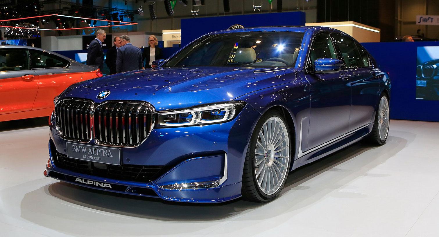 2020 Bmw Alpina B7 For Sale