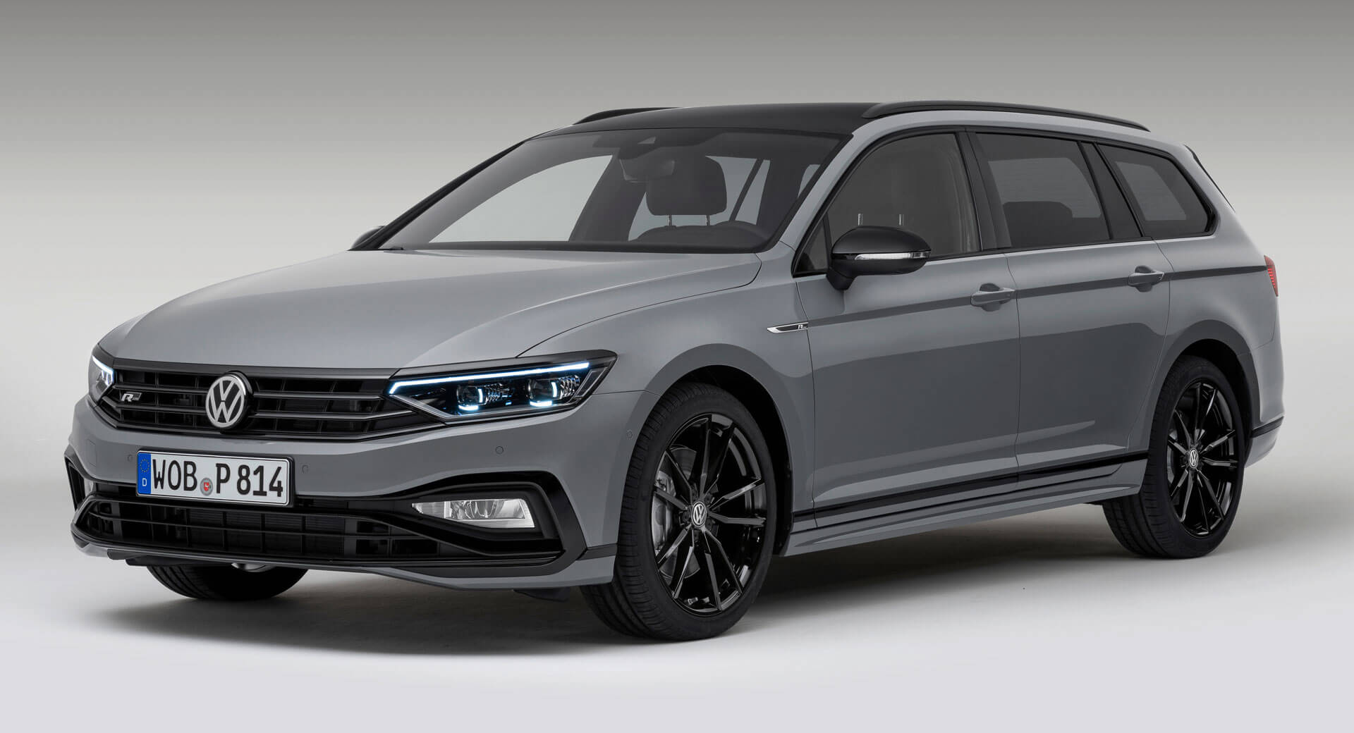 2020 Vw Passat Variant R Line Edition Is Inconspicuous In A Good Way Live Pics Carscoops