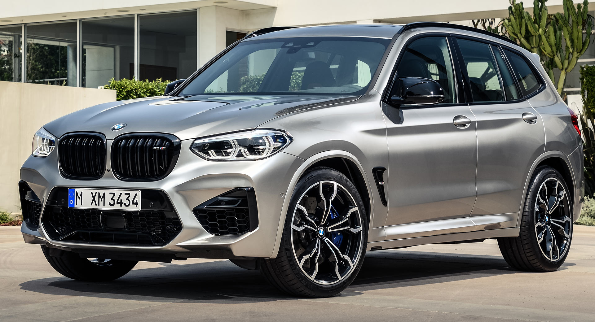 2020 BMW X3 M And X4 M Go Official, Rocket From 0-60 MPH ...