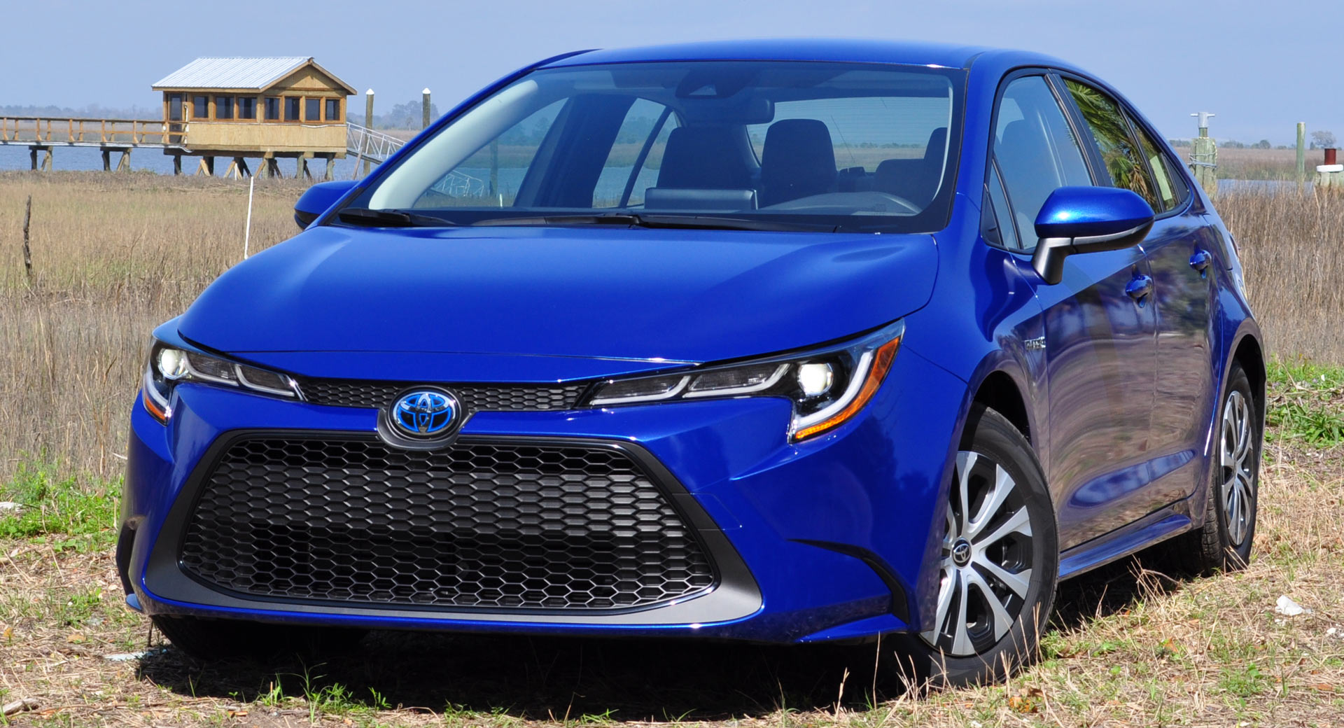 Driven 2020 Toyota Corolla Hybrid Is A Prius Without The