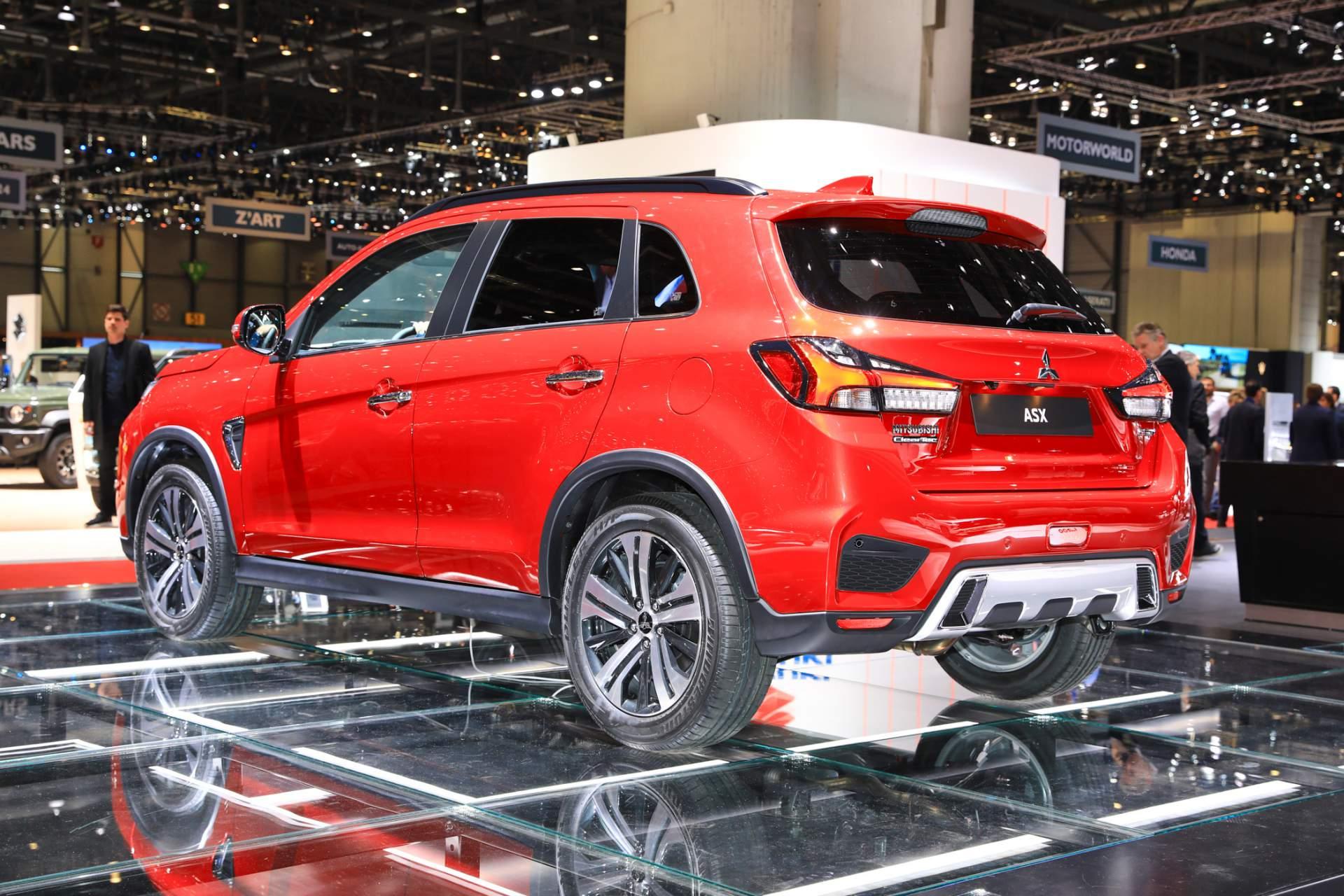 2020 Mitsubishi Asx Outlander Sport Reveals Comprehensive Makeover