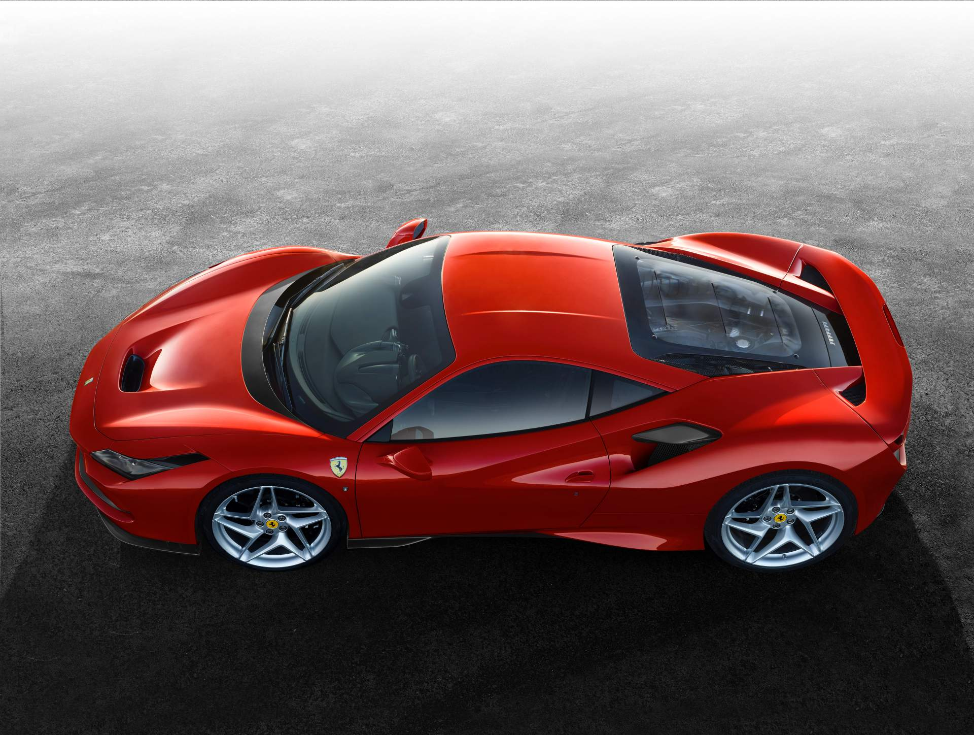 Ferrari F8 Tributo: New V8 model revealed as 488 GTB replacement