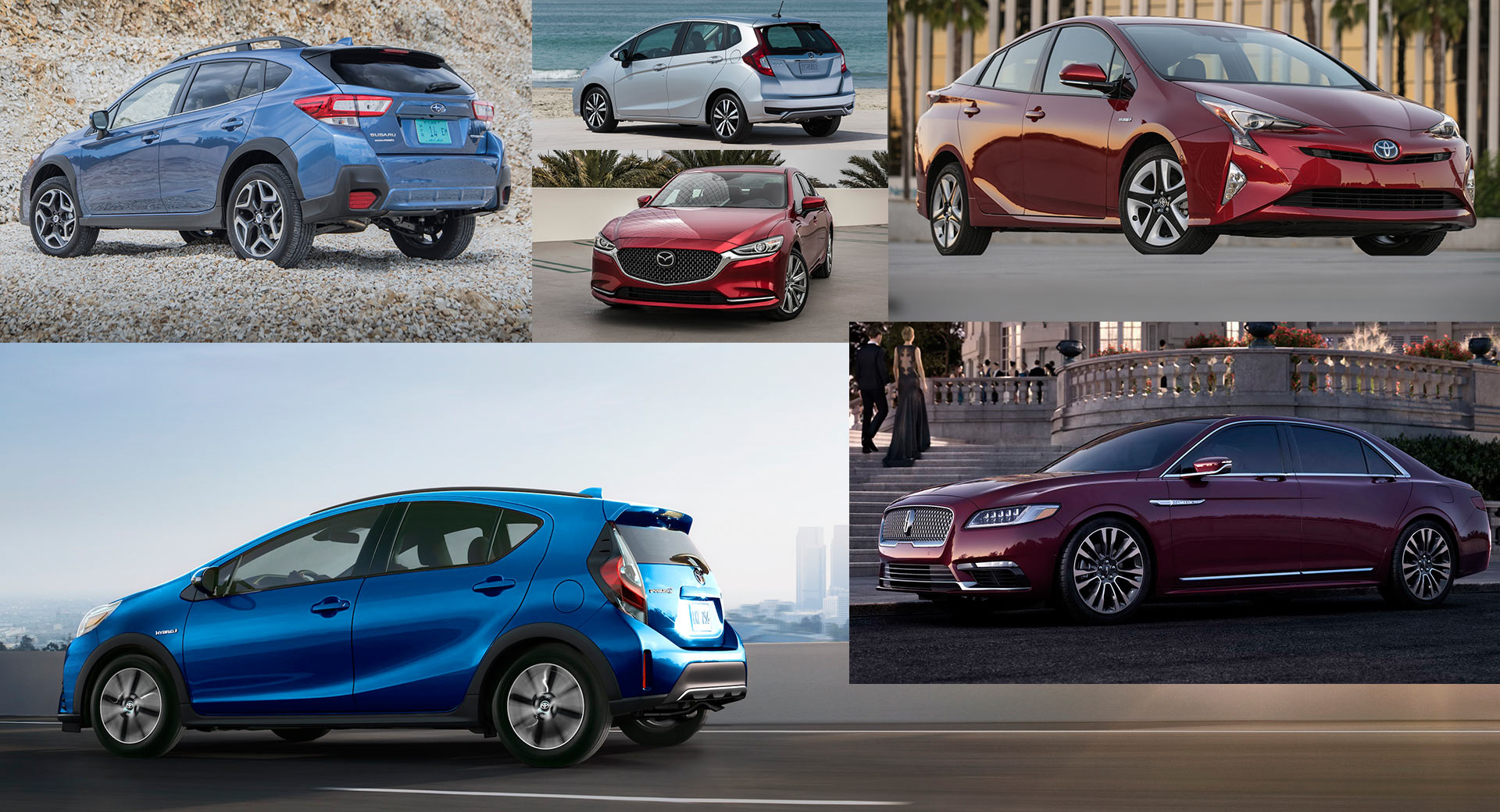 The 10 Most Reliable Cars For 2019 According To CR's Annual