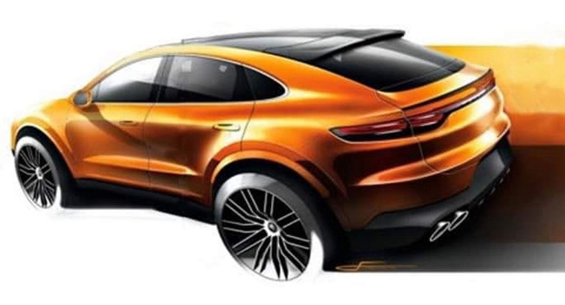Are You The 2020 Porsche Cayenne Coupe Carscoops