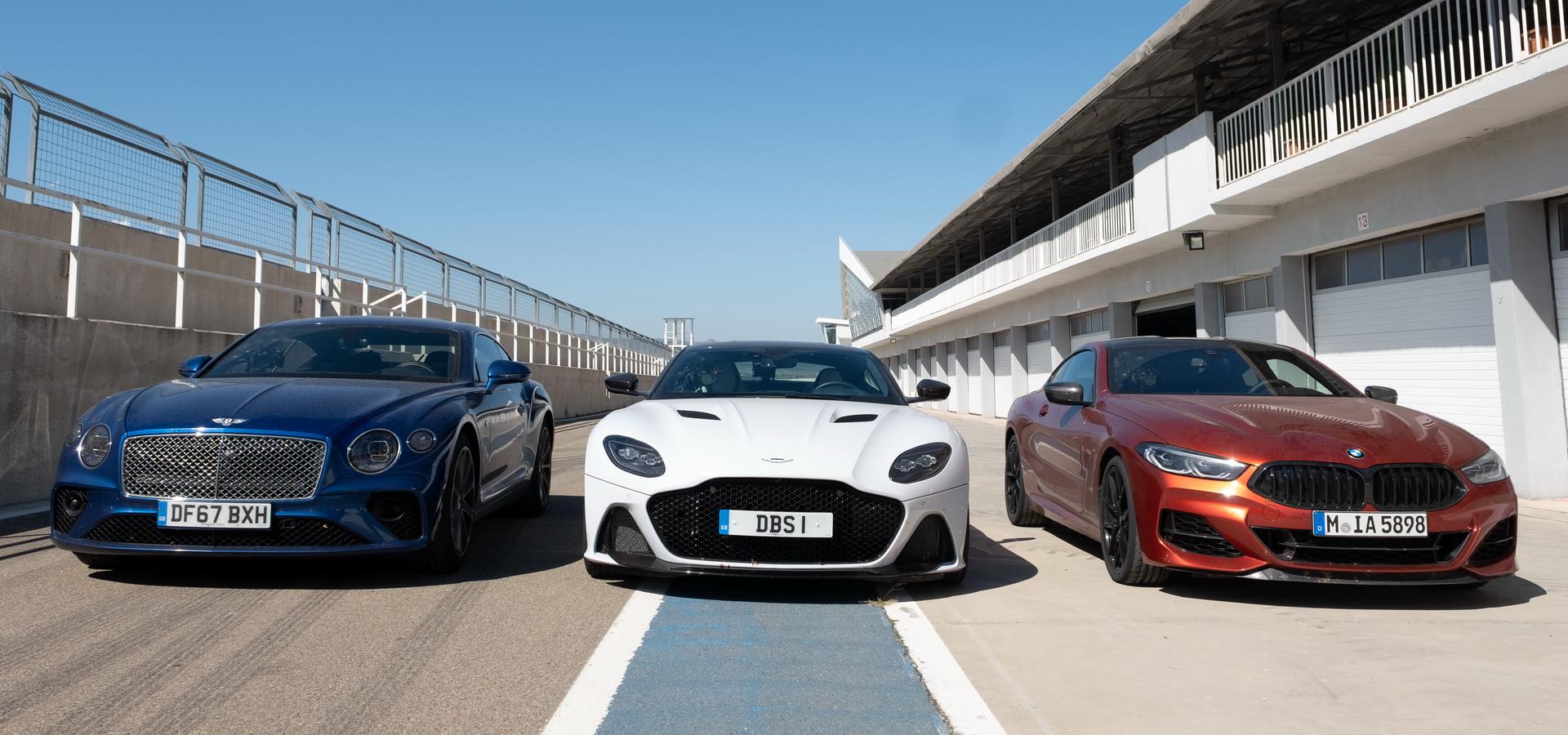 An Aston A Bentley And A Bmw Walk Into Azerbaijan With The Grand Tour Carscoops