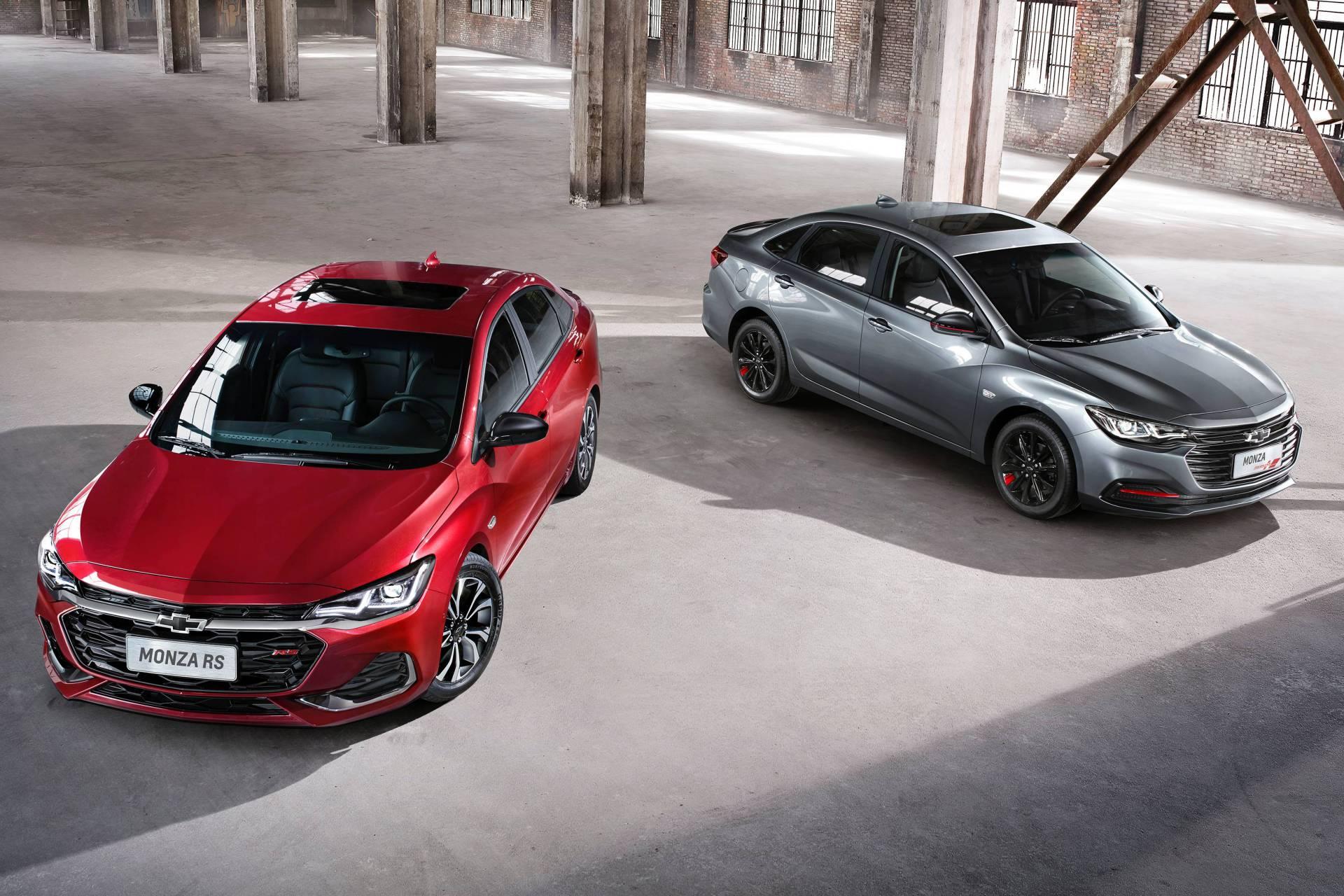 2019 Chevrolet Onix Sedan Revealed In China Before Global ...