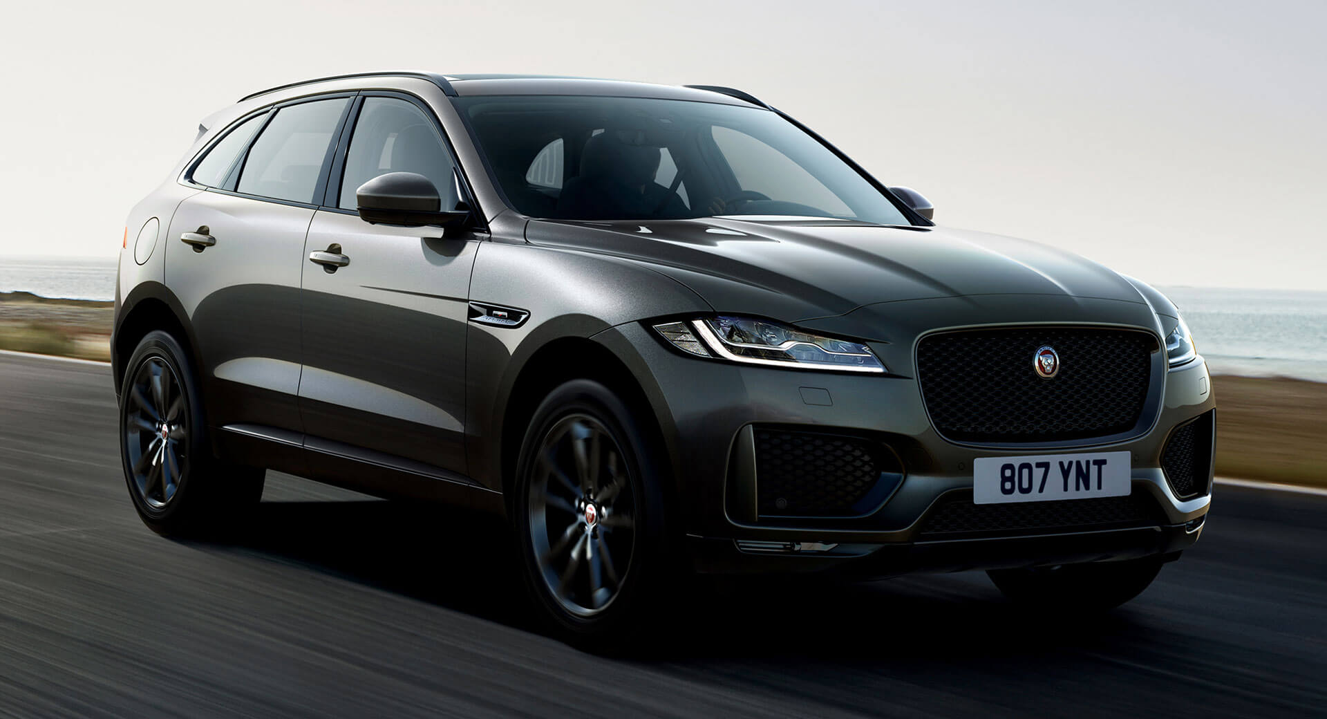 Jaguar F Pace 300 Sport And Chequered Flag Editions Unveiled With Extra Everything Carscoops