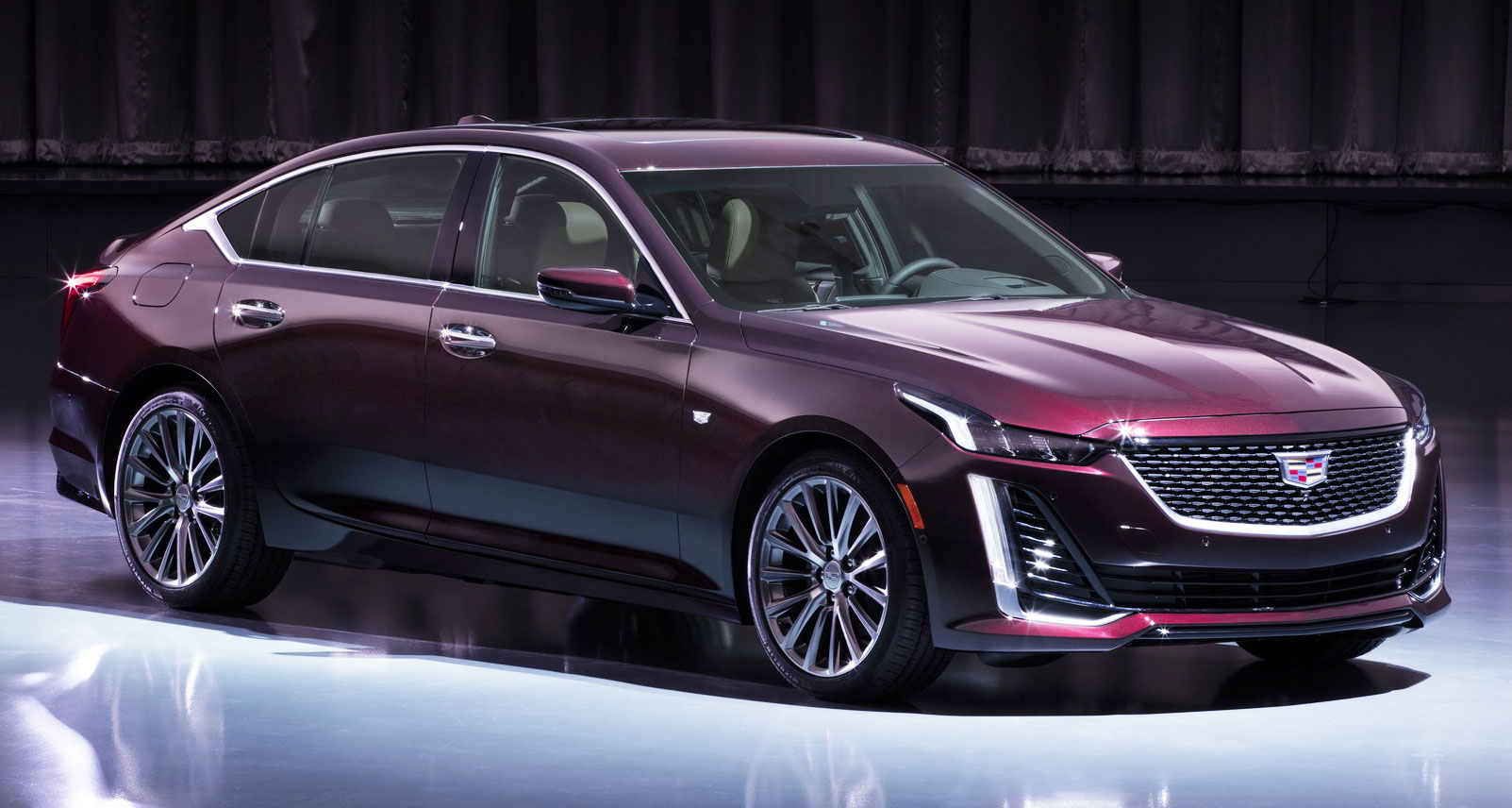 2020 Cadillac CT5 Is A Compact Sports Sedan The Size Of A ...