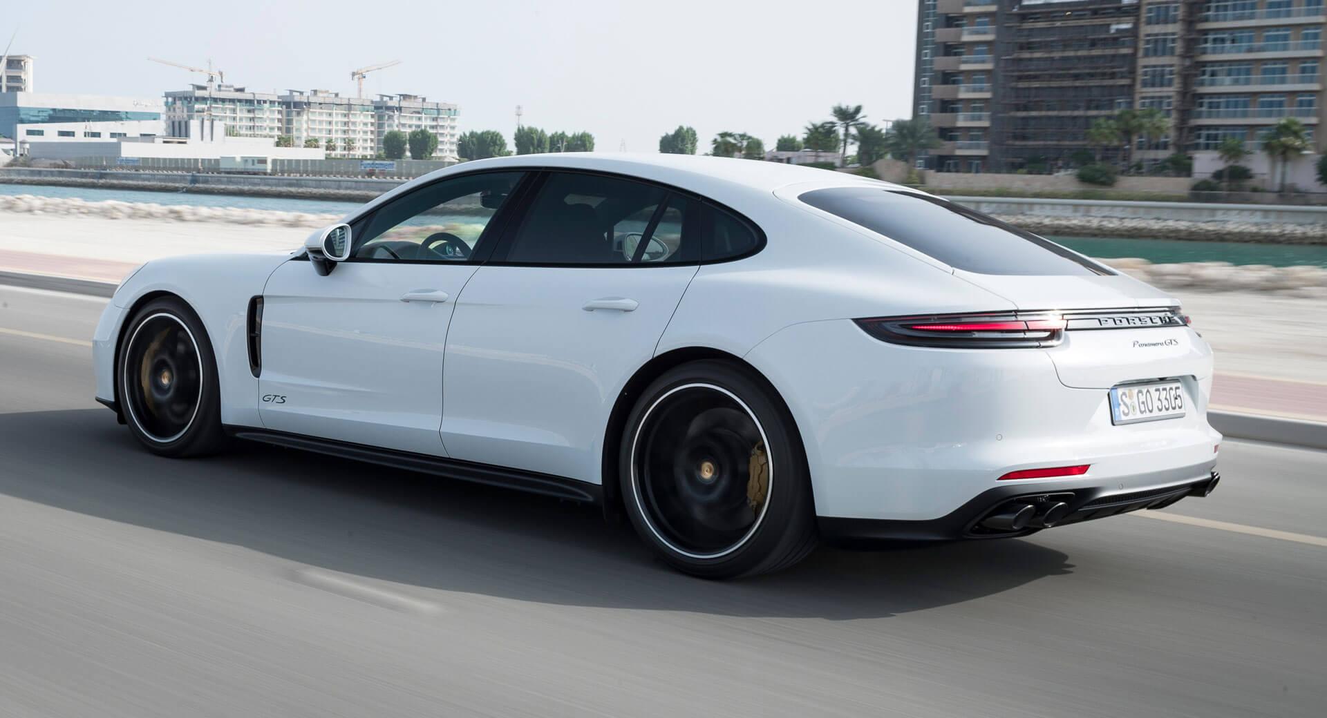 4 Door Porsche >> Is Porsche Planning Panamera Coupe And Convertible Carscoops