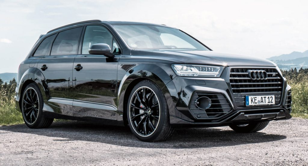 Abt Tunes Audi Q7 50 Tdi To 325 Hp Adds Wide Body Kit Vestal Buick And Gmc