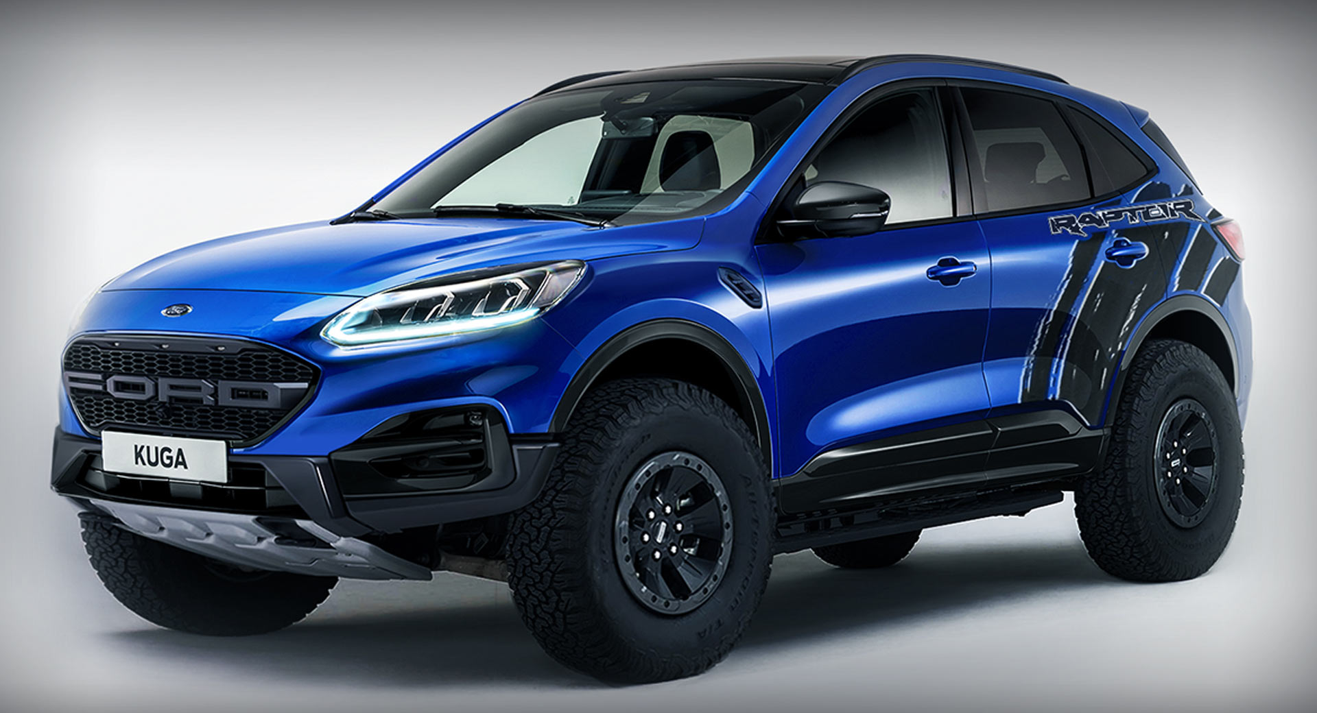 Dreaming Of A Brash 2020 Ford Escape Raptor Carscoops