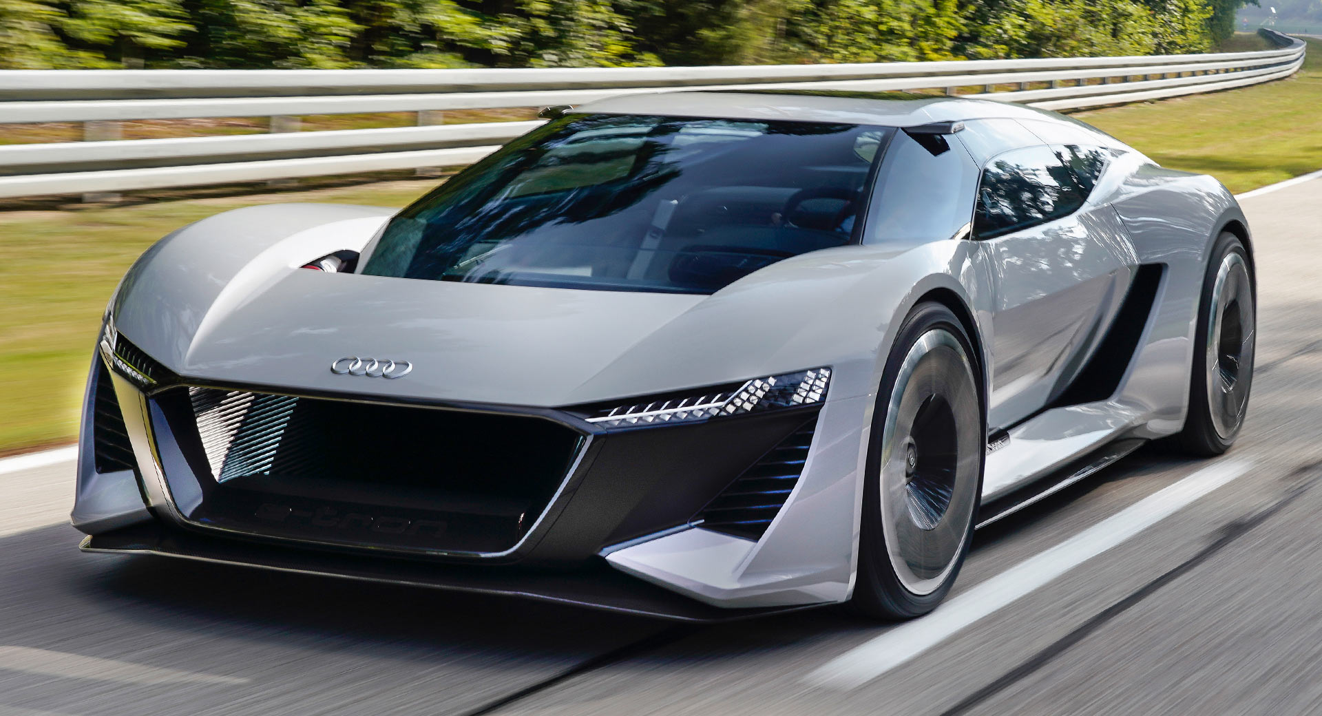 Audi Rumored To Be Working On High-Performance E-Tron GTR, Could Replace The R8 | Carscoops
