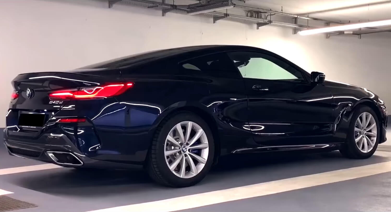 Hate Diesels Going All Out In The Bmw 840d Might Change