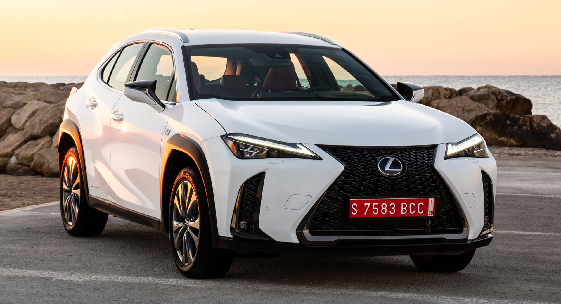 Lexus Electric Car >> Lexus First Electric Car Confirmed Will Launch In Europe