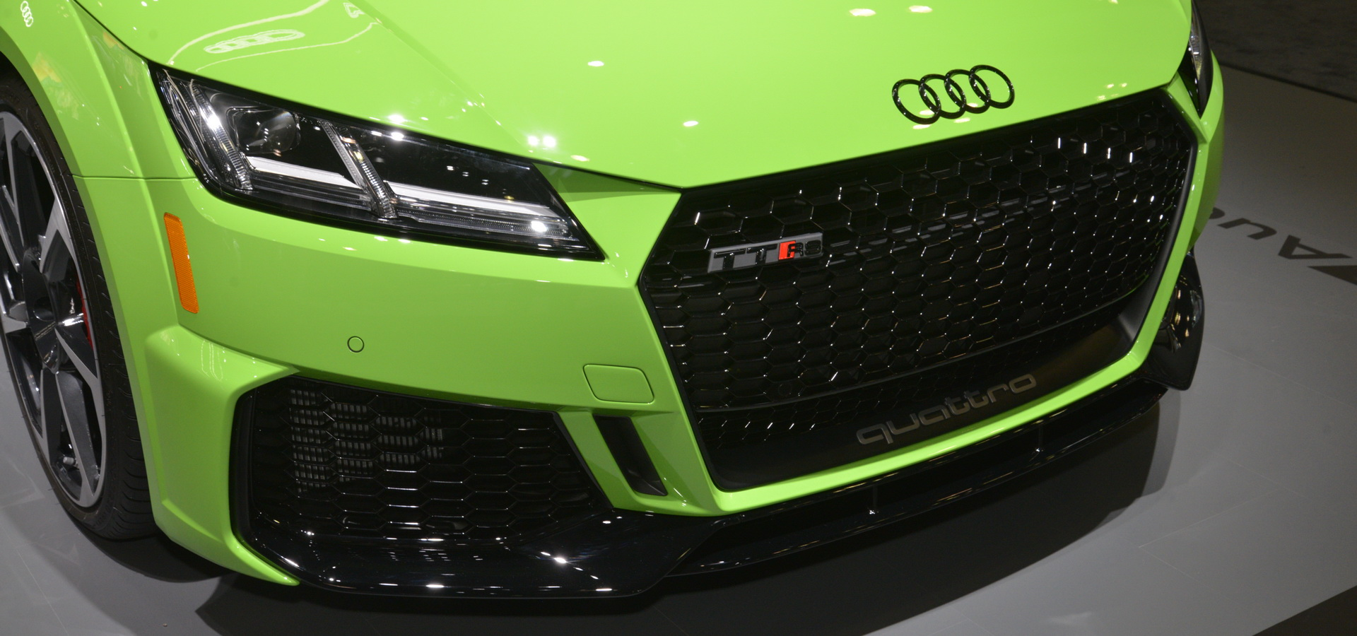 2020 Audi Tt Rs Is Ready To Put A Grin On Your Face Carscoops