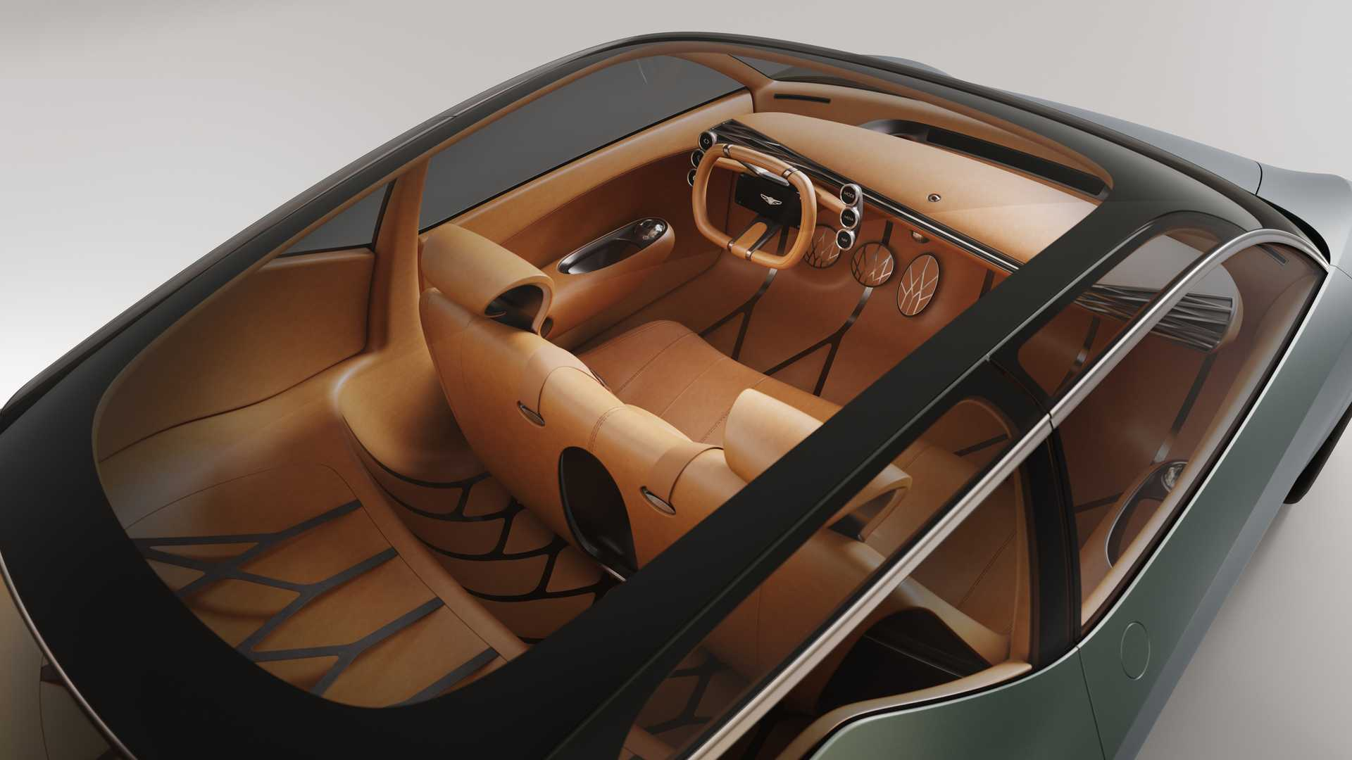 Genesis' latest luxury electric auto concept is Mint