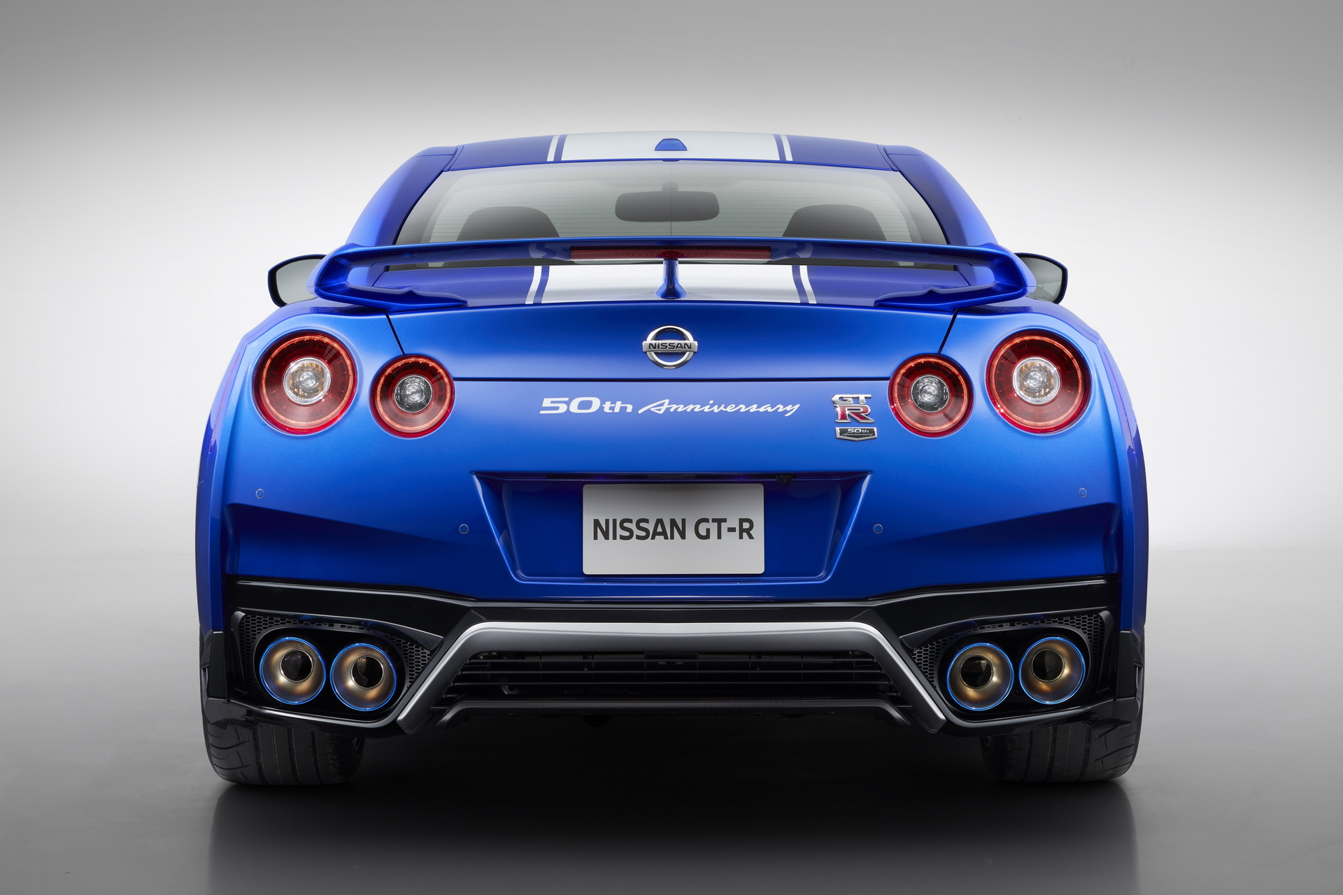Godzilla Gets Gilded: This Is the Nissan GT-R 50th Anniversary Edition