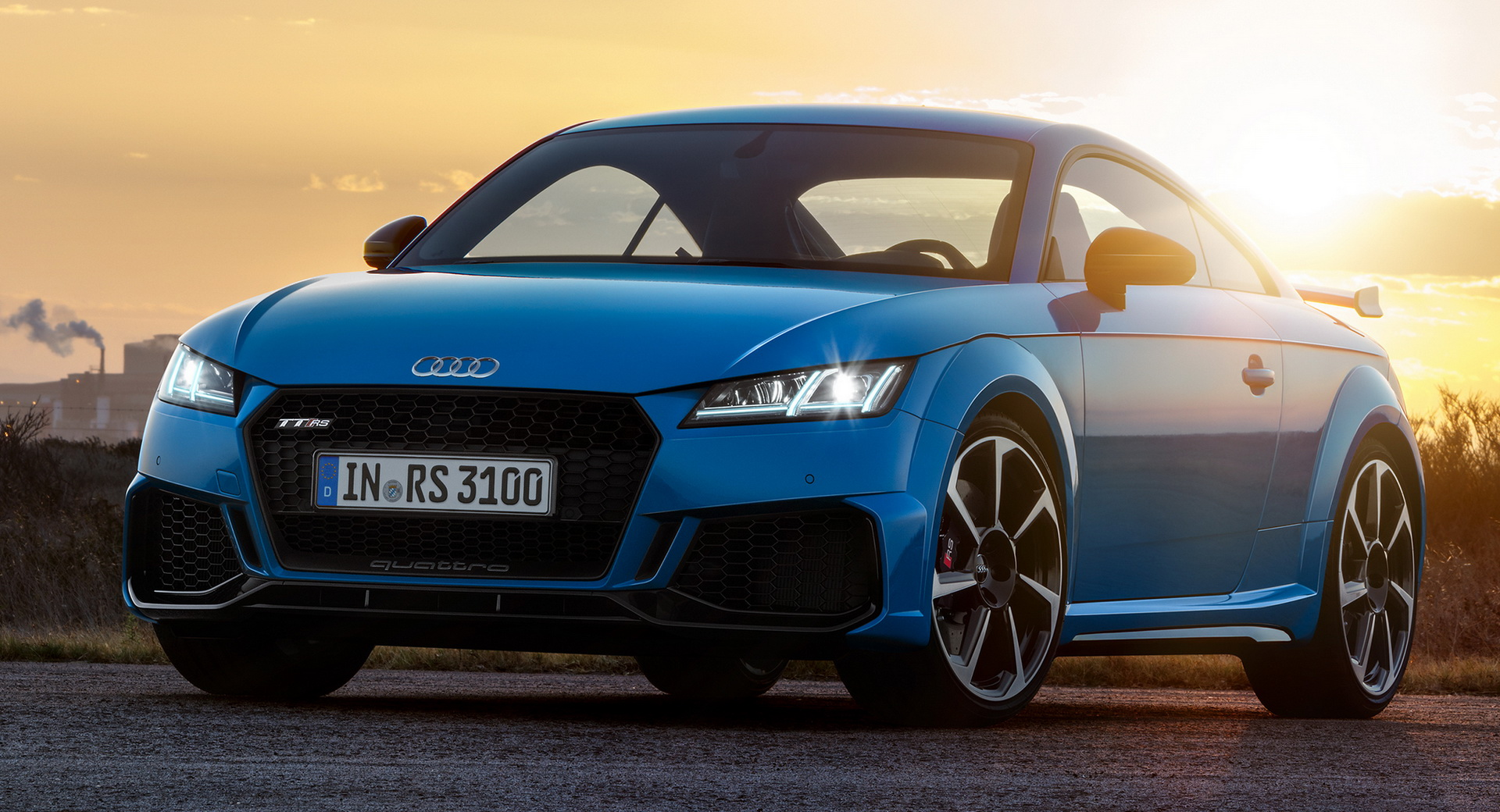 Facelifted 2019 Audi TT RS Arrives In The U.S. Priced From ...