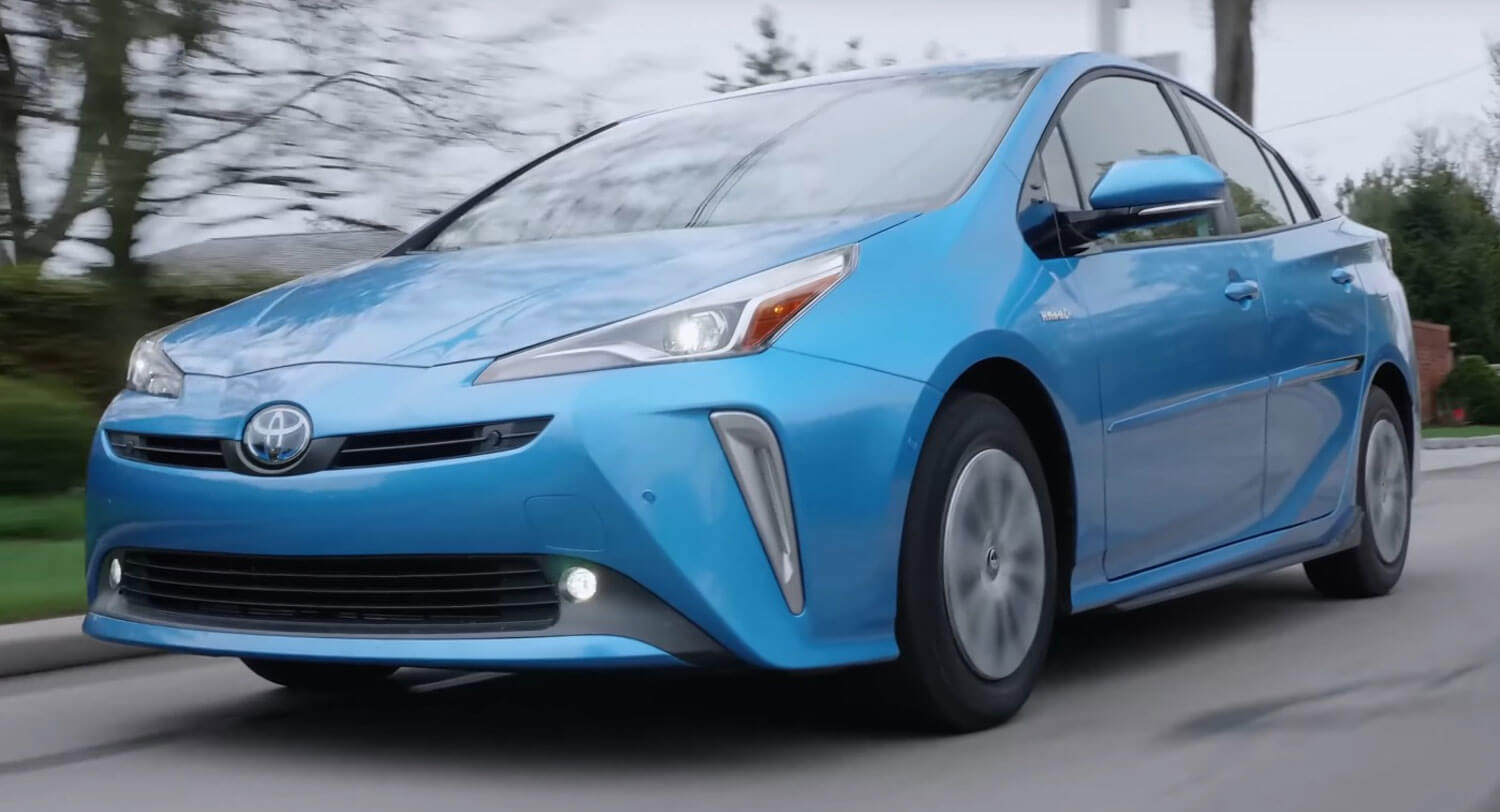 AWD Toyota Prius: A Reliable Companion In All Kinds Of