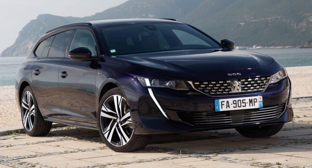 Peugeot 508 sw 2020 precio