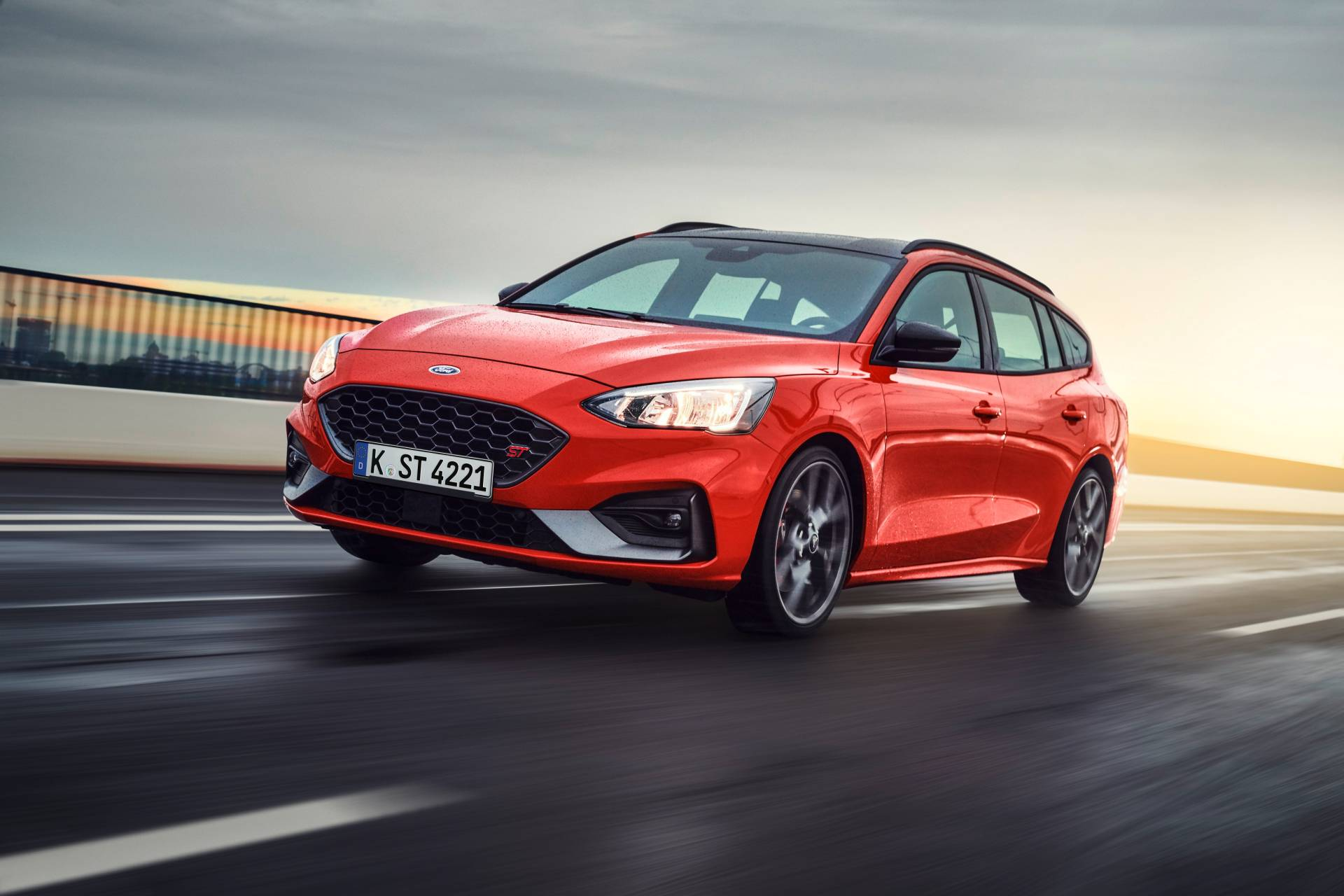 Ford Focus ST Wagon 2019
