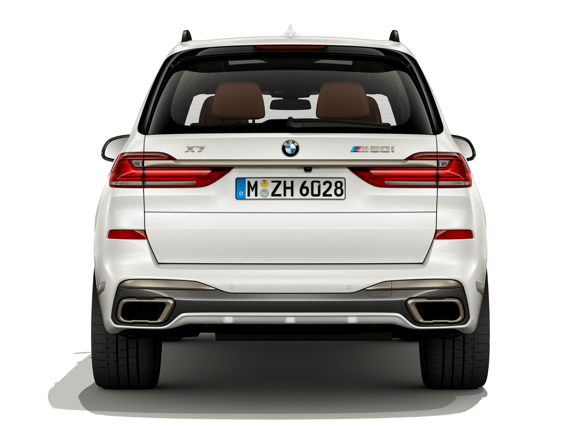 BMW X5, X7 get M50i powertrain with 523 horsepower