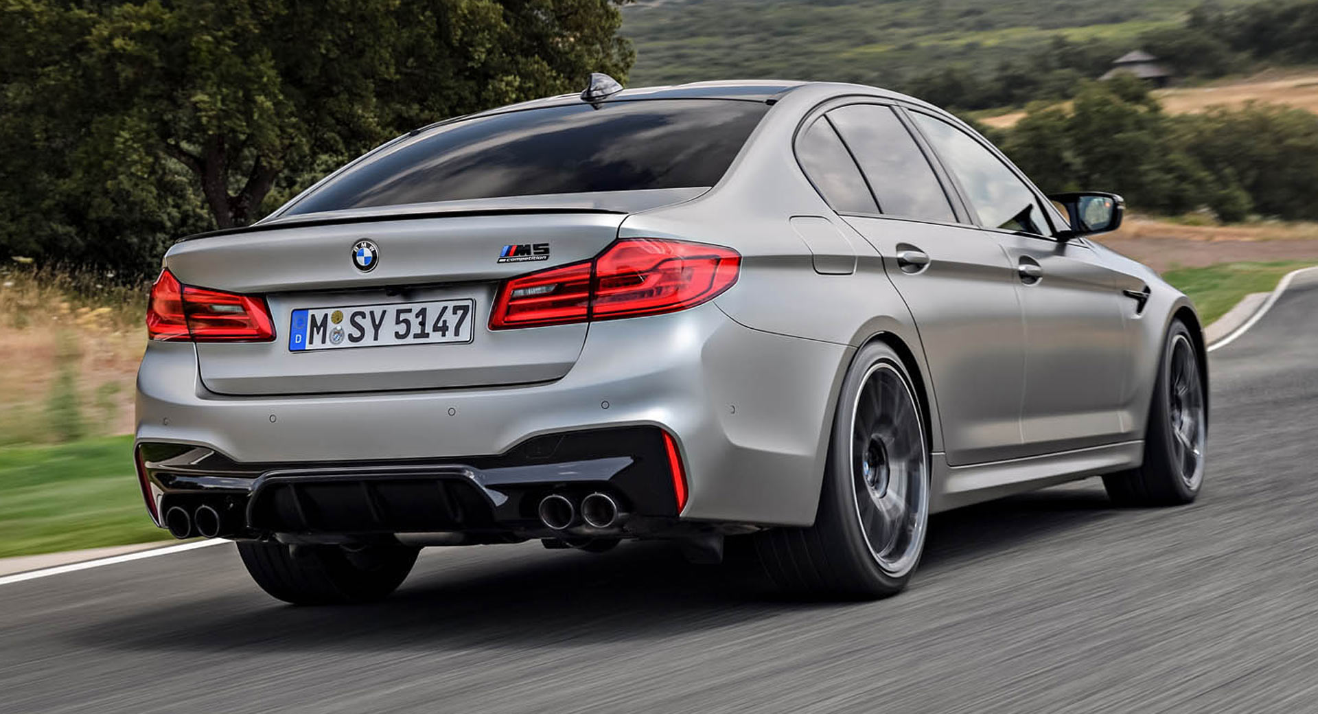 The Bmw M5 Competition Actually Has Almost 700 Hp Carscoops