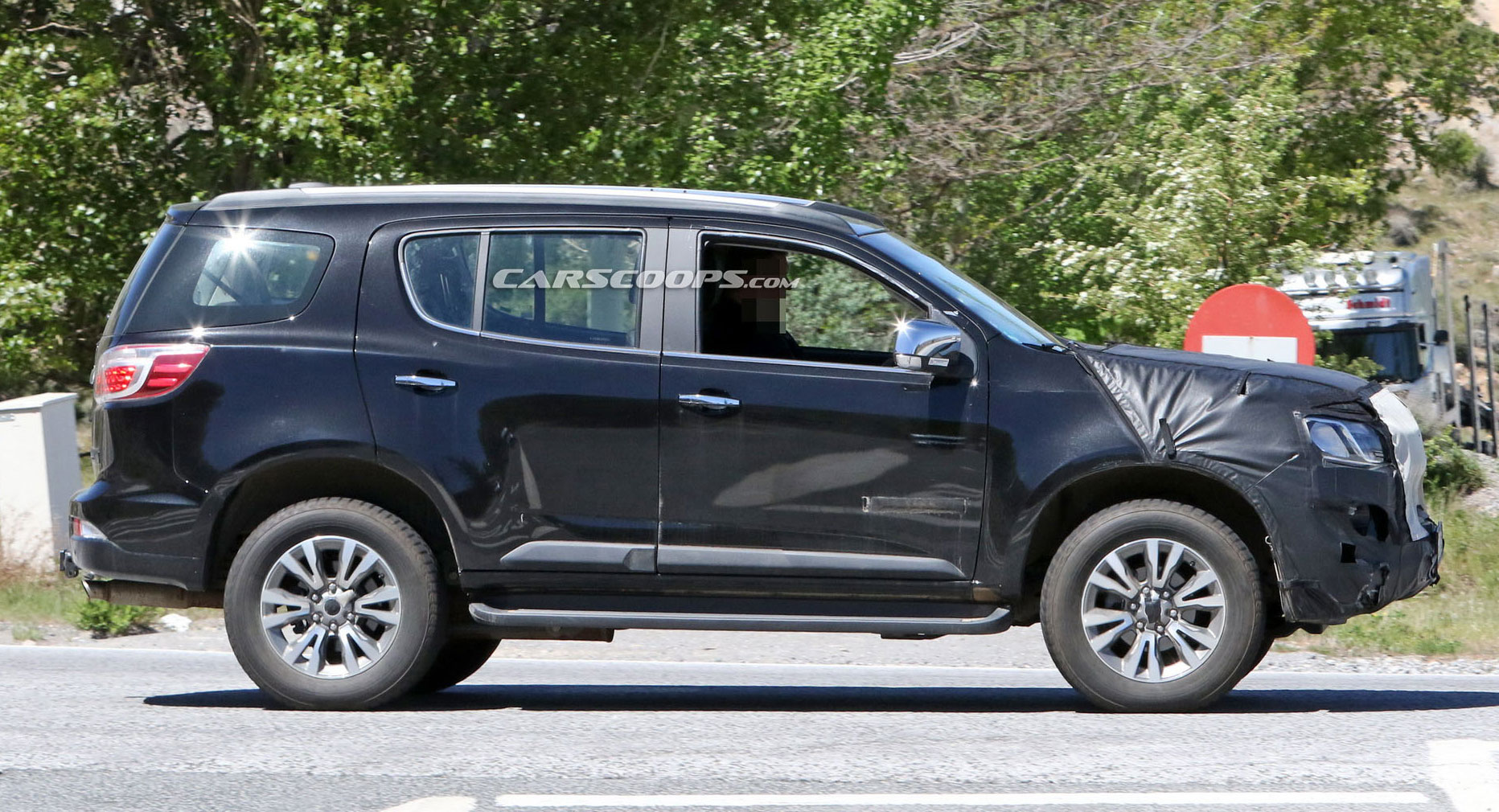 New Chevrolet TrailBlazer Mule Spied Again As Rumors ...