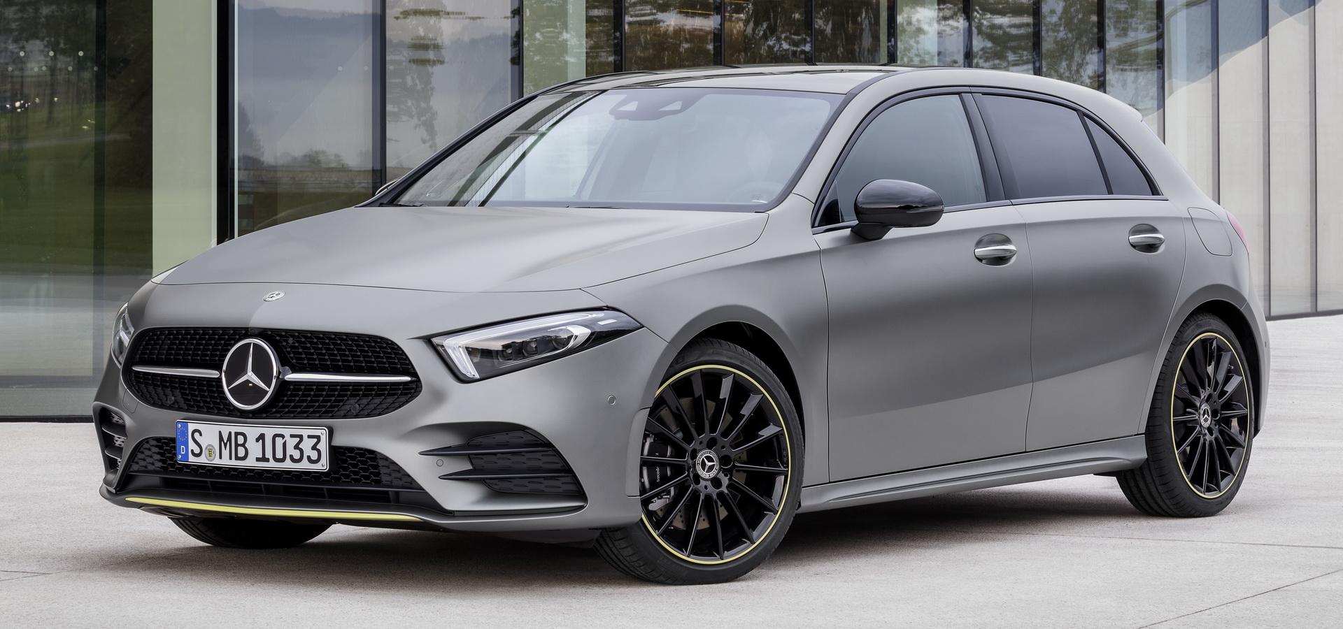 2020 Bmw 1 Series Vs Mercedes A Class Which Premium Hatch