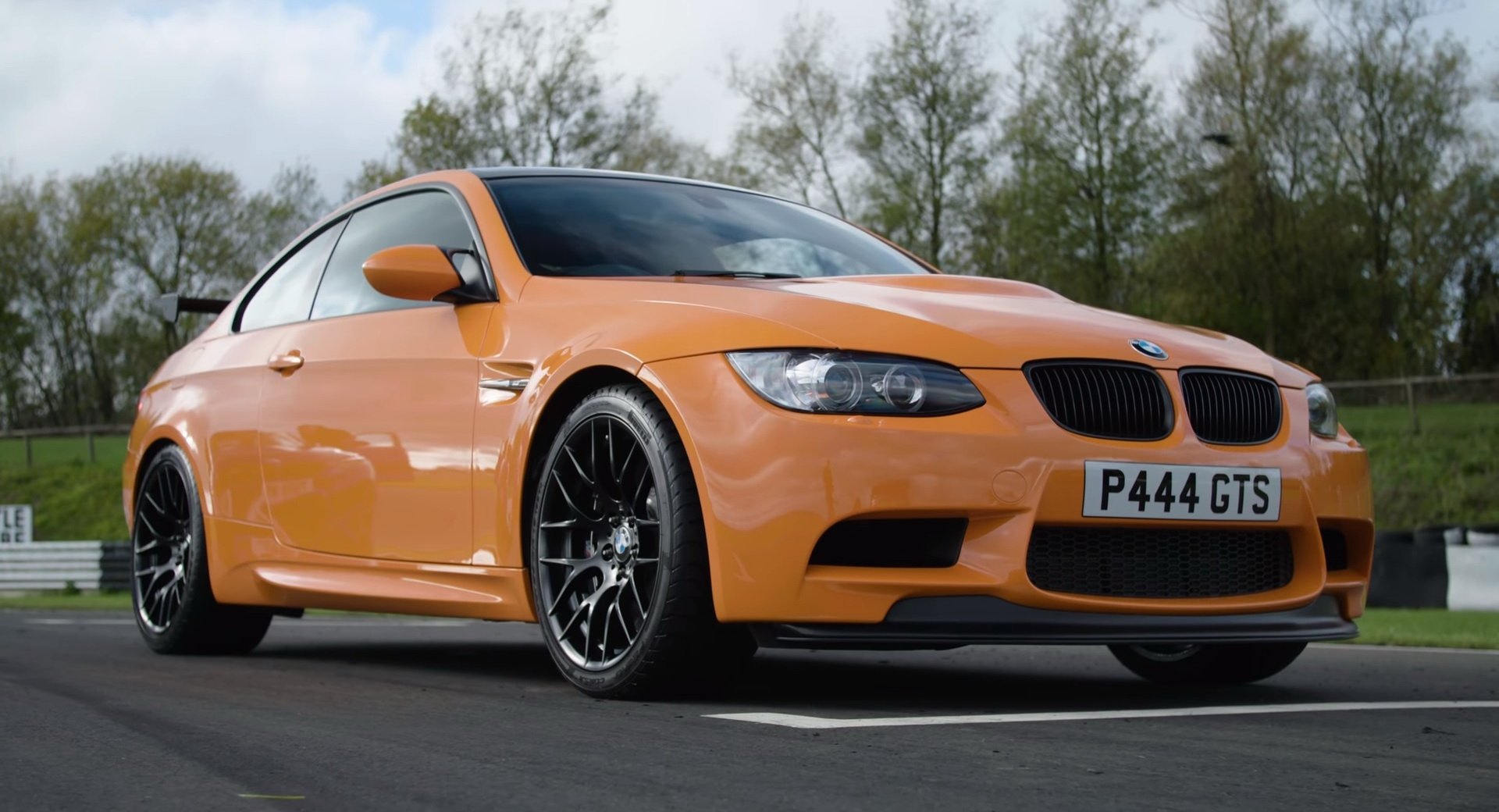 The Bmw M3 Gts Is An E92 Unicorn For Track Junkies Carscoops