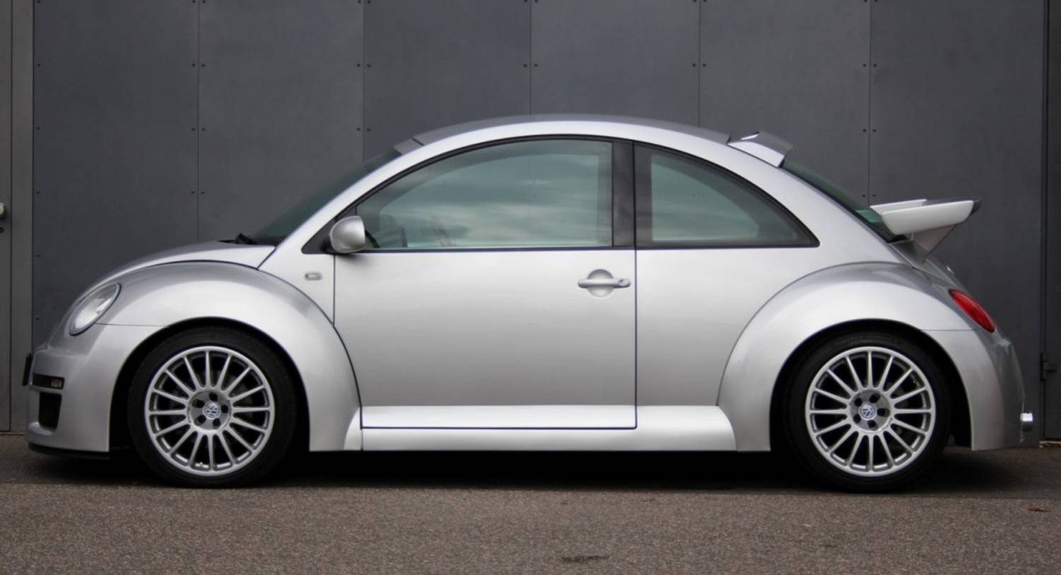 Underestimate This 2003 VW Beetle RSi At Your Own Peril