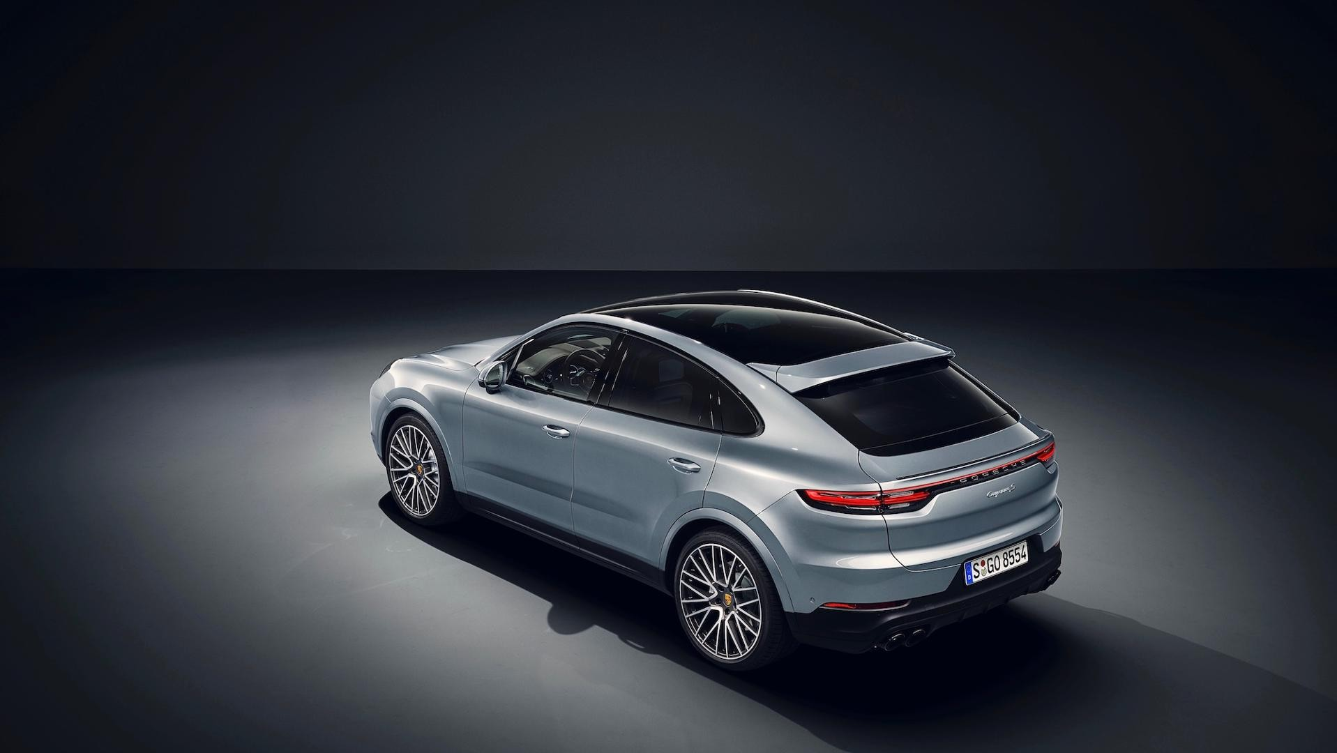 Porsche Seals Cayenne Coupe Performance Gap With New S Model