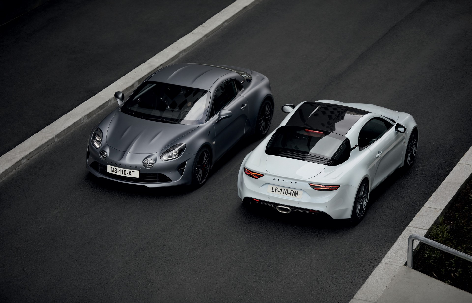 Alpine A110S debuts with more power,