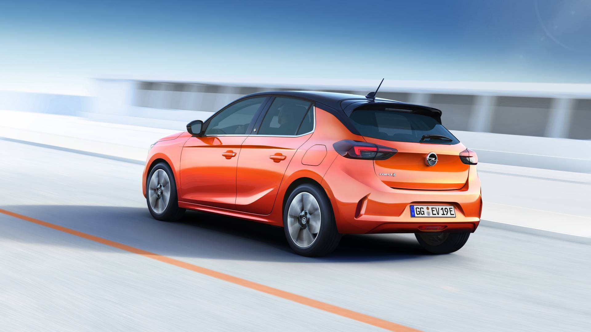 electric opel corsae priced from €29900 in germany £