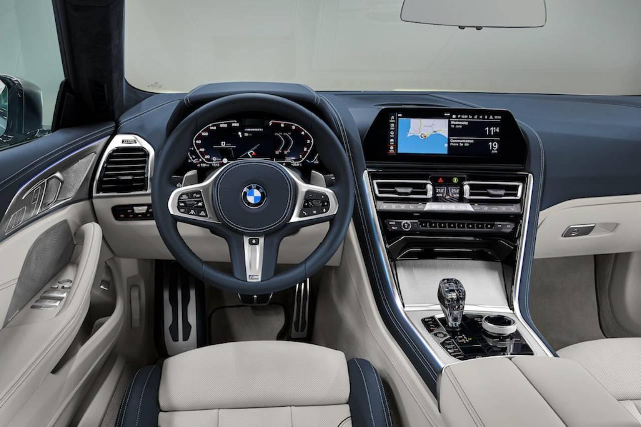 2020 Bmw 8 Series Gran Coupes More Practical Interior