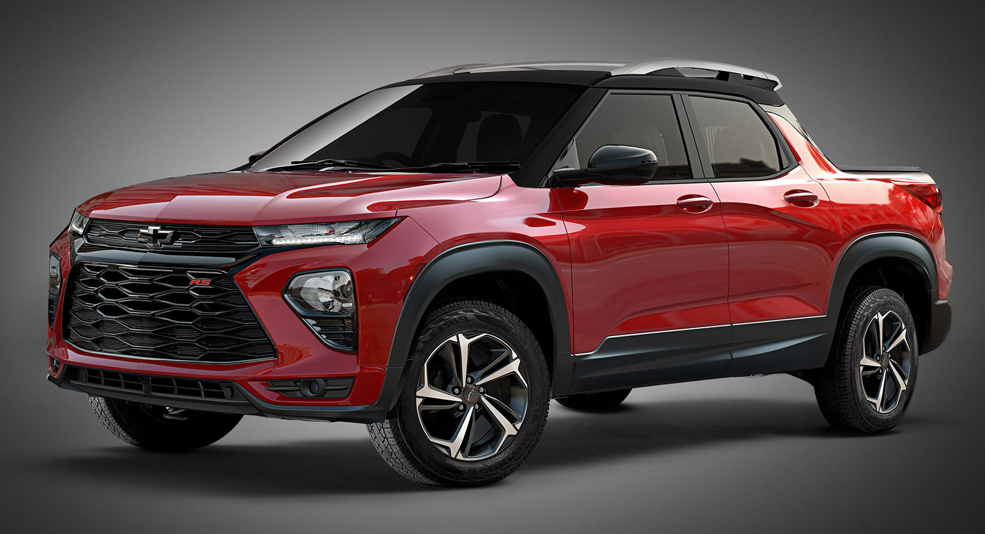 Yes, The Chevrolet Trailblazer Works As A Pickup Just Fine ...