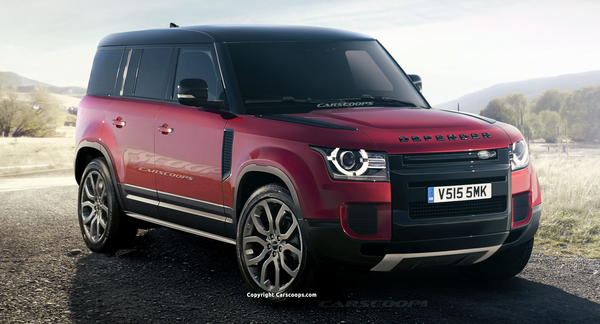 2020 Land Rover Range Rover Sport: Changes, Equipment, Price >> 2020 Land Rover Defender What It Ll Look Like Tech
