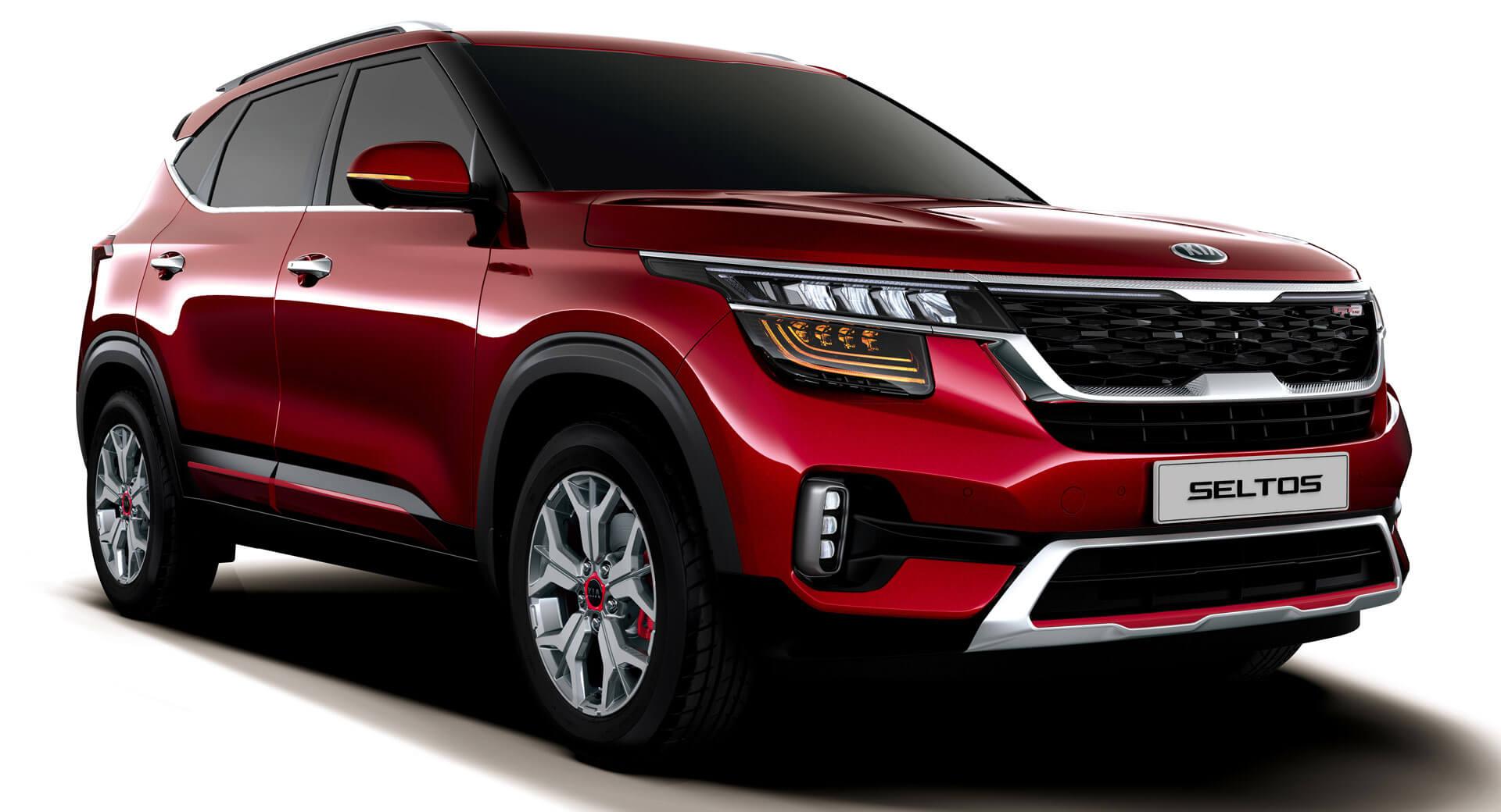 2020 Kia Seltos Unveiled As The Company's New Small SUV