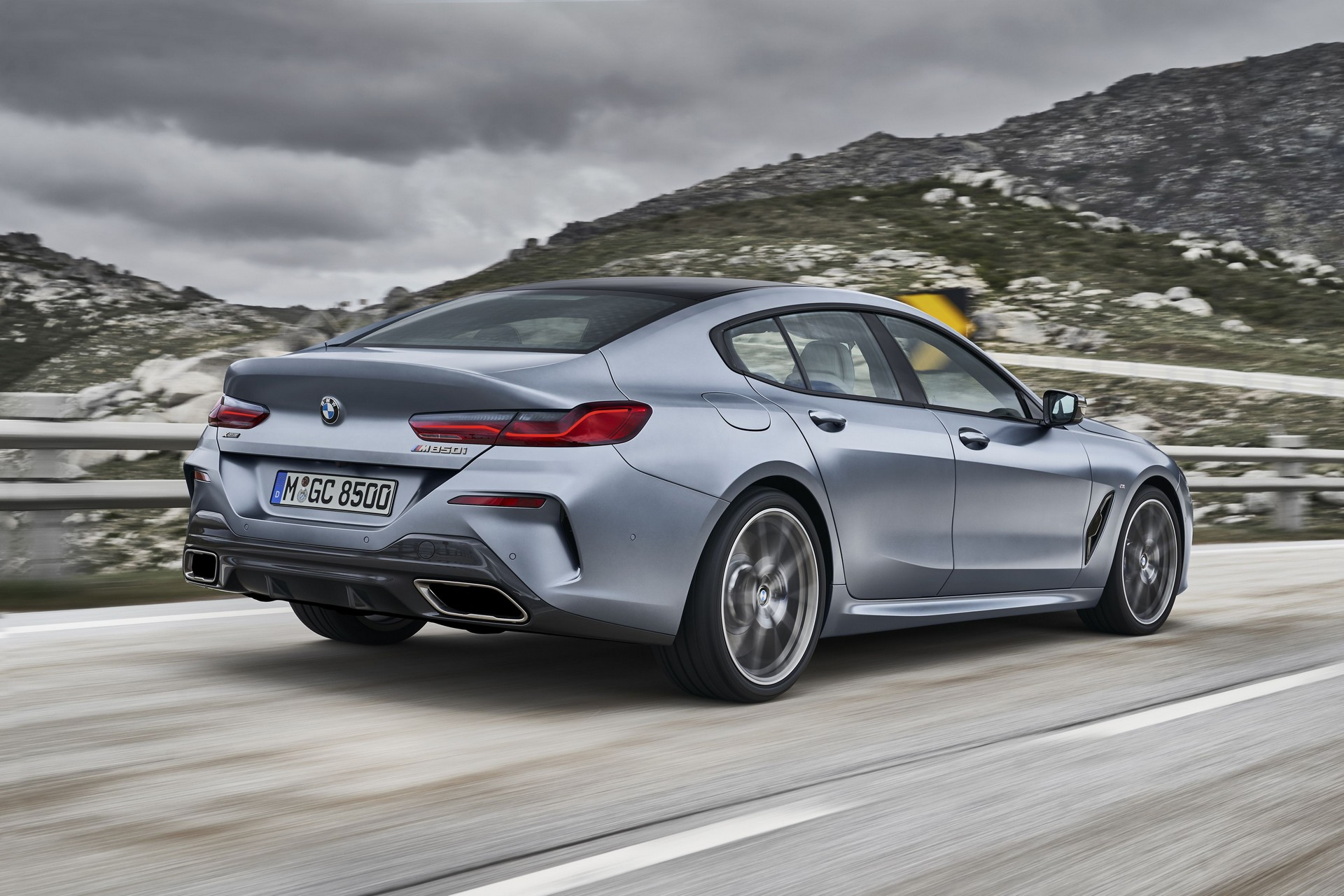 2020 BMW 8-Series Gran Coupe Combines Good Looks With Up