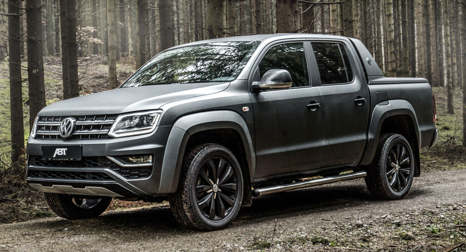 VW Amarok 3.0 V6 TDI Gets 47 HP Power Bump Thanks To ABT ...