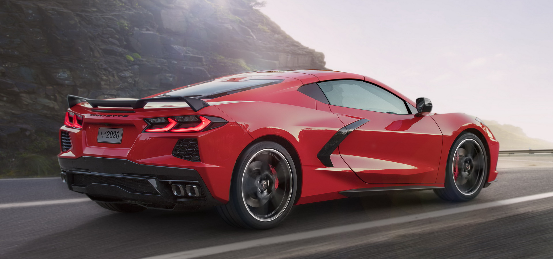 2020 Corvette Stingray Is Sort Of A Modern Ferrari 458 But Which Would You Rather Have Carscoops