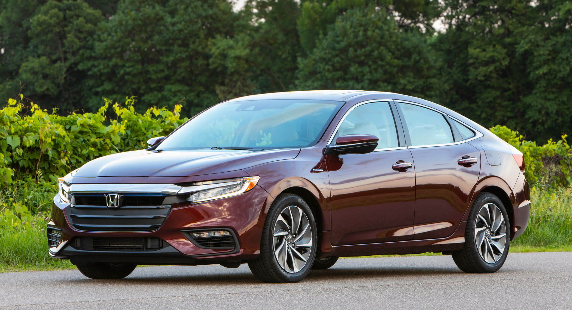 2020 Honda Insight Priced From $22,930, Gets More Standard ...