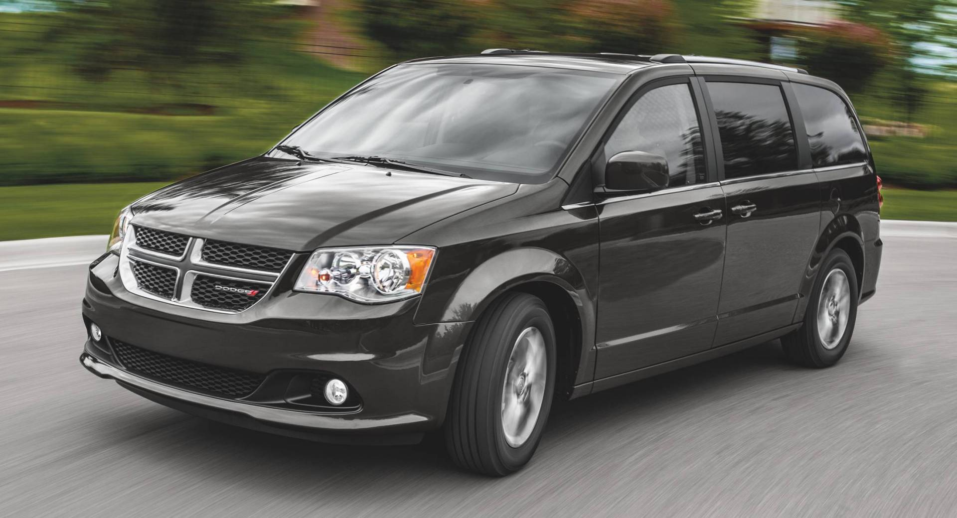 2020 Dodge Caravan Speed Test