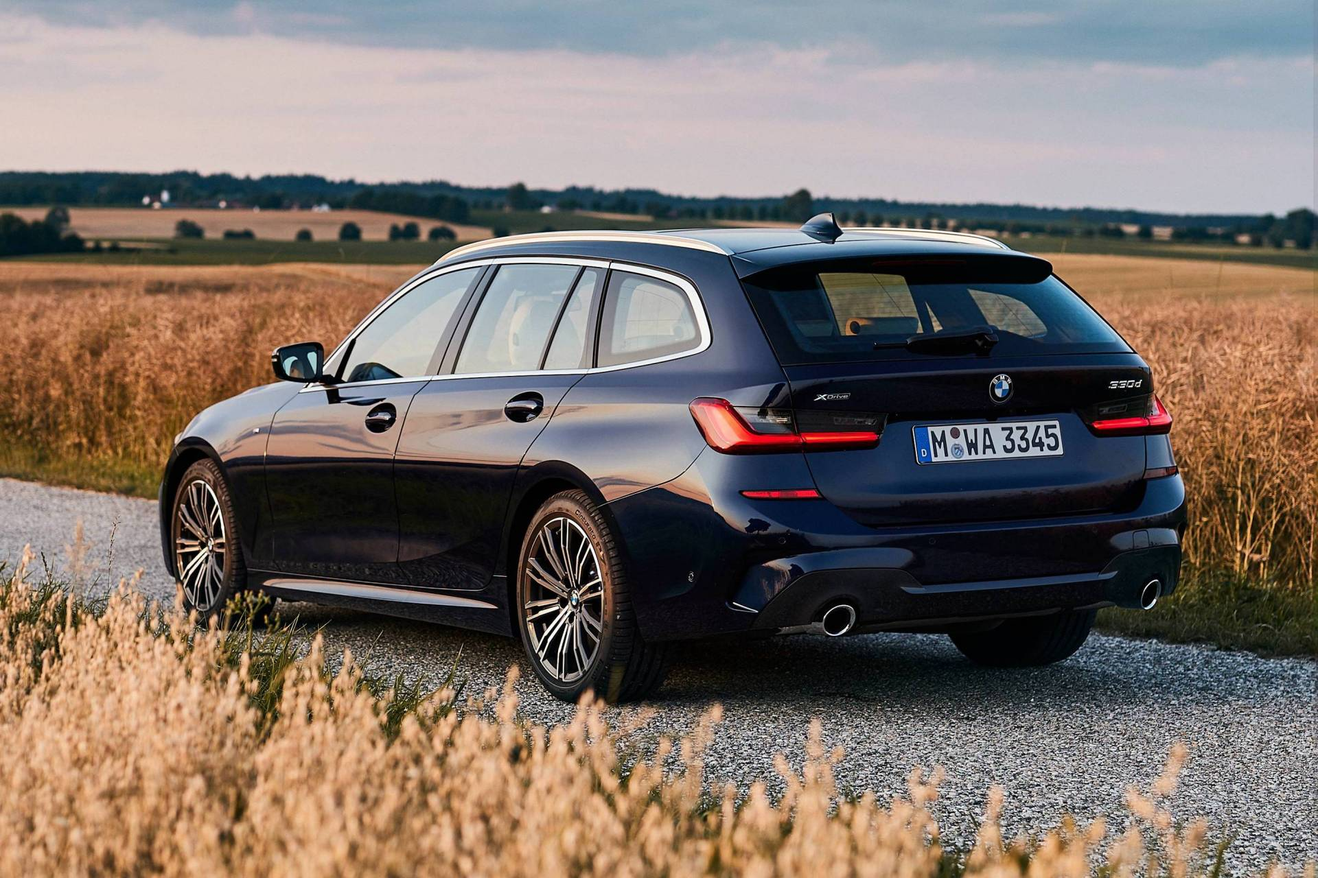 Bmw Teases U S With Forbidden Fruit 2020 3 Series Touring Gallery Carscoops