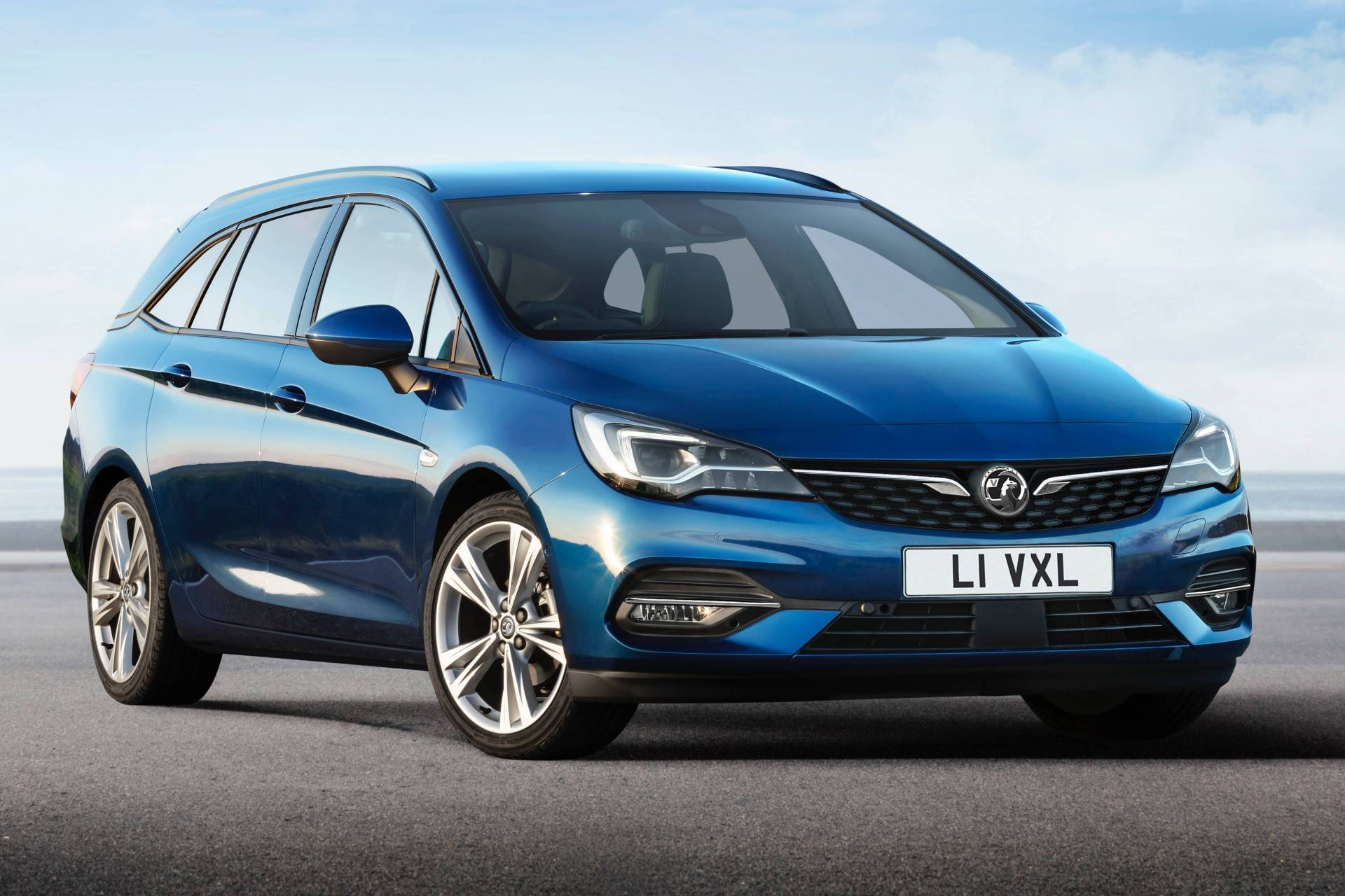 Opel astra 2020 sedan
