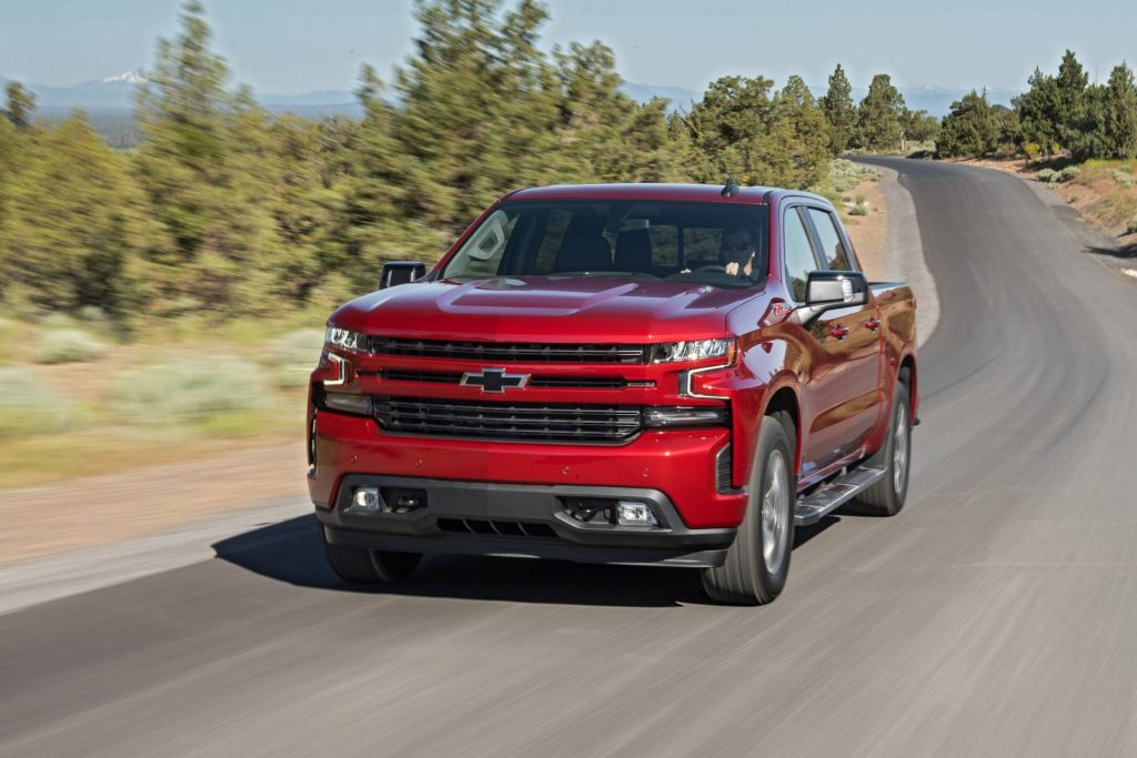2020 Chevy Silverado 1500 Diesel Tops Rivals With EPA ...