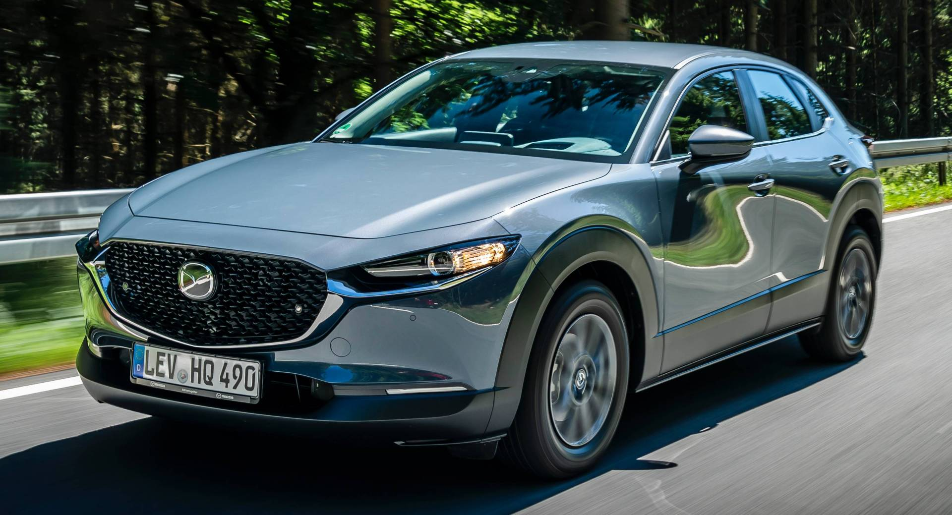 2020 Mazda CX-30: Design, Specs, Release >> Europe S 2020 Mazda Cx 30 Reveals All Its Secrets In 206