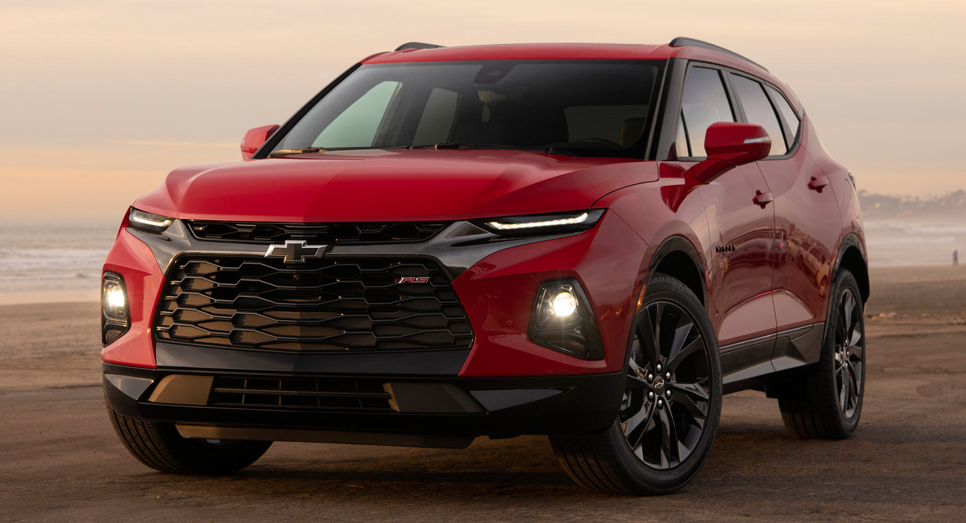 2020 Chevy Blazer Going Turbo With New Four-Cylinder ...