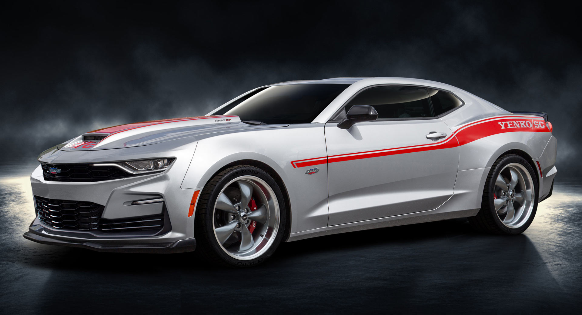 2020 Yenko/SC Camaro Combines 1,000 HP With A Six-Speed ...