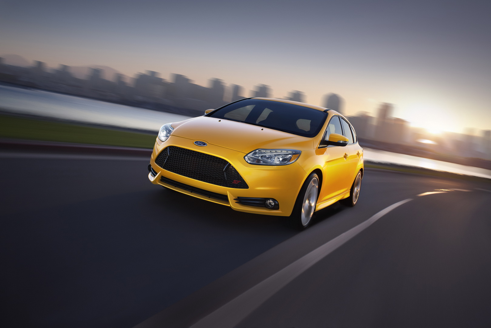 Ford recalls 58,000 Focus and Focus ST models for a second time